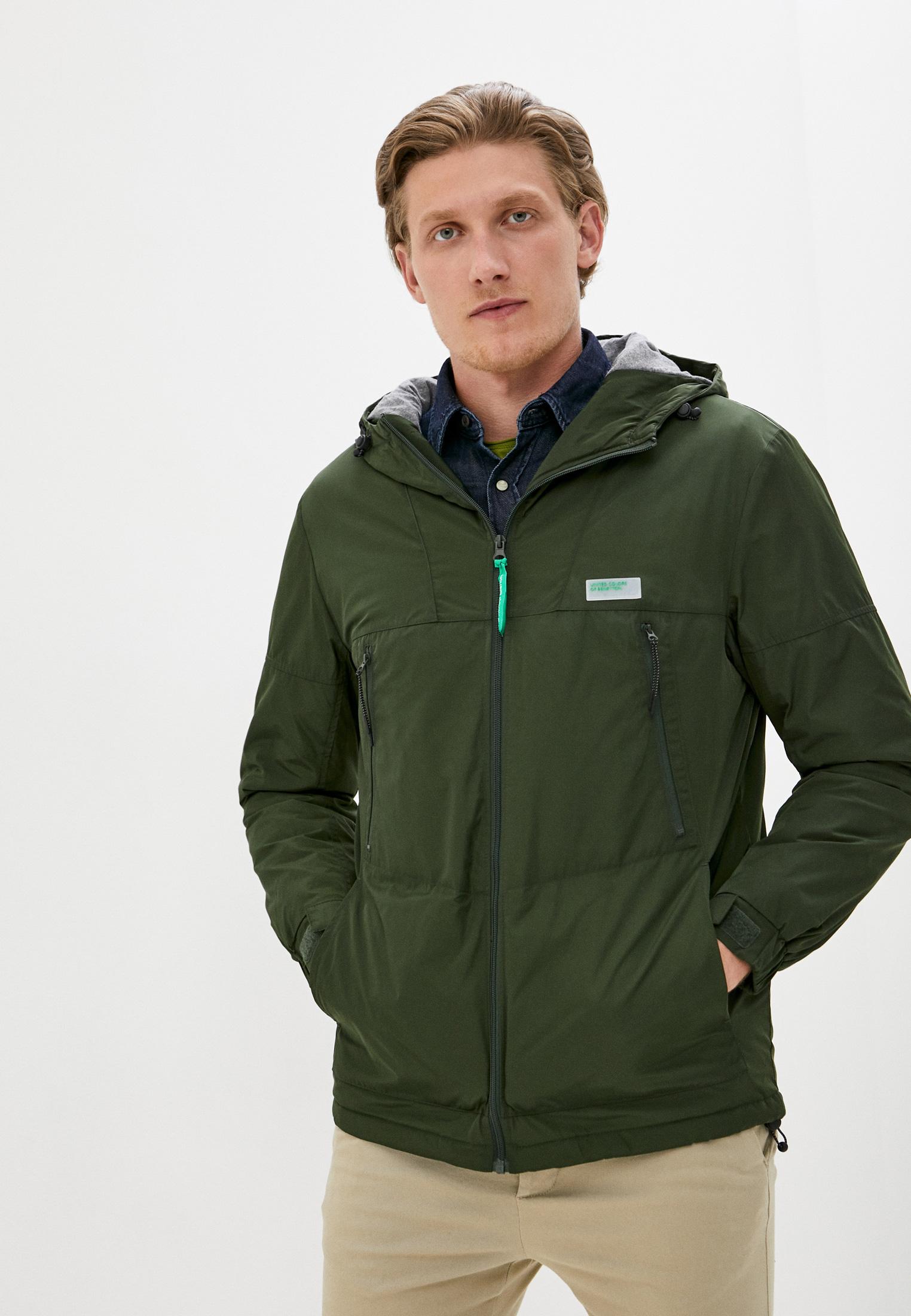 Утепленная куртка United Colors of Benetton (Юнайтед Колорс оф Бенеттон) 2IW753F08