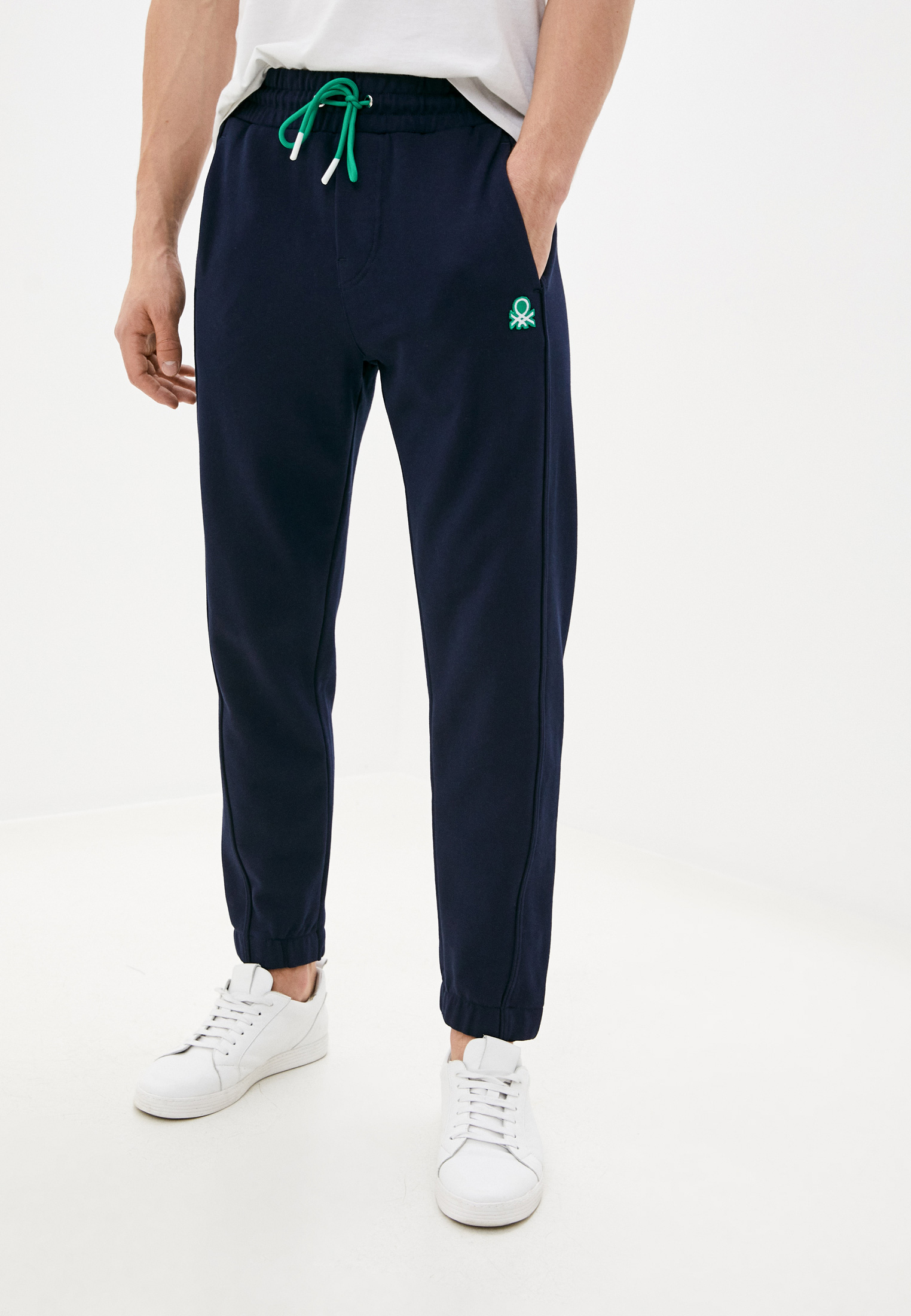 Мужские спортивные брюки United Colors of Benetton (Юнайтед Колорс оф Бенеттон) 3J68P0502
