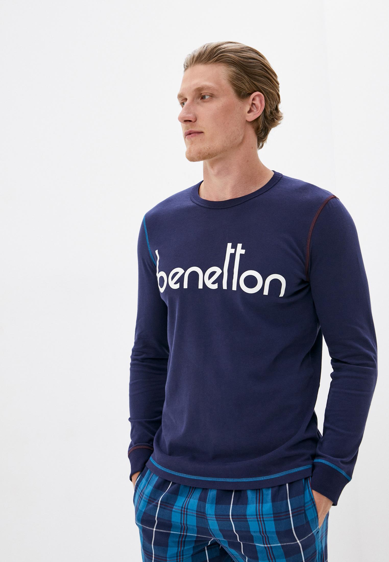 Домашняя футболка United Colors of Benetton (Юнайтед Колорс оф Бенеттон) 3I8X4M748