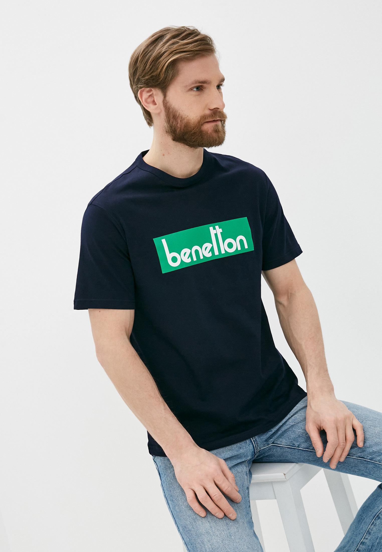 Футболка с коротким рукавом United Colors of Benetton (Юнайтед Колорс оф Бенеттон) 3096J17H6