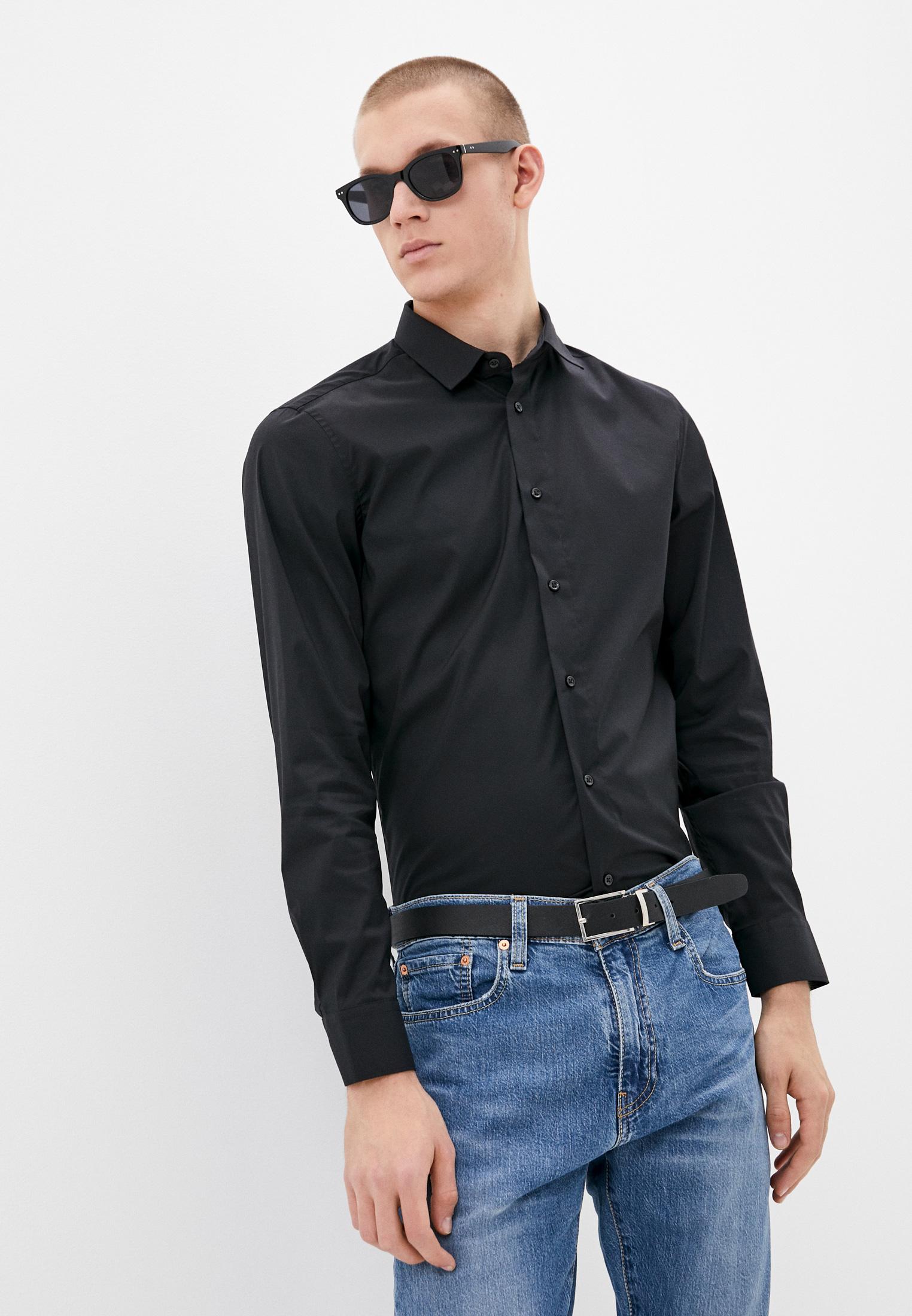 Рубашка с длинным рукавом United Colors of Benetton (Юнайтед Колорс оф Бенеттон) 5R7Y5QKU8