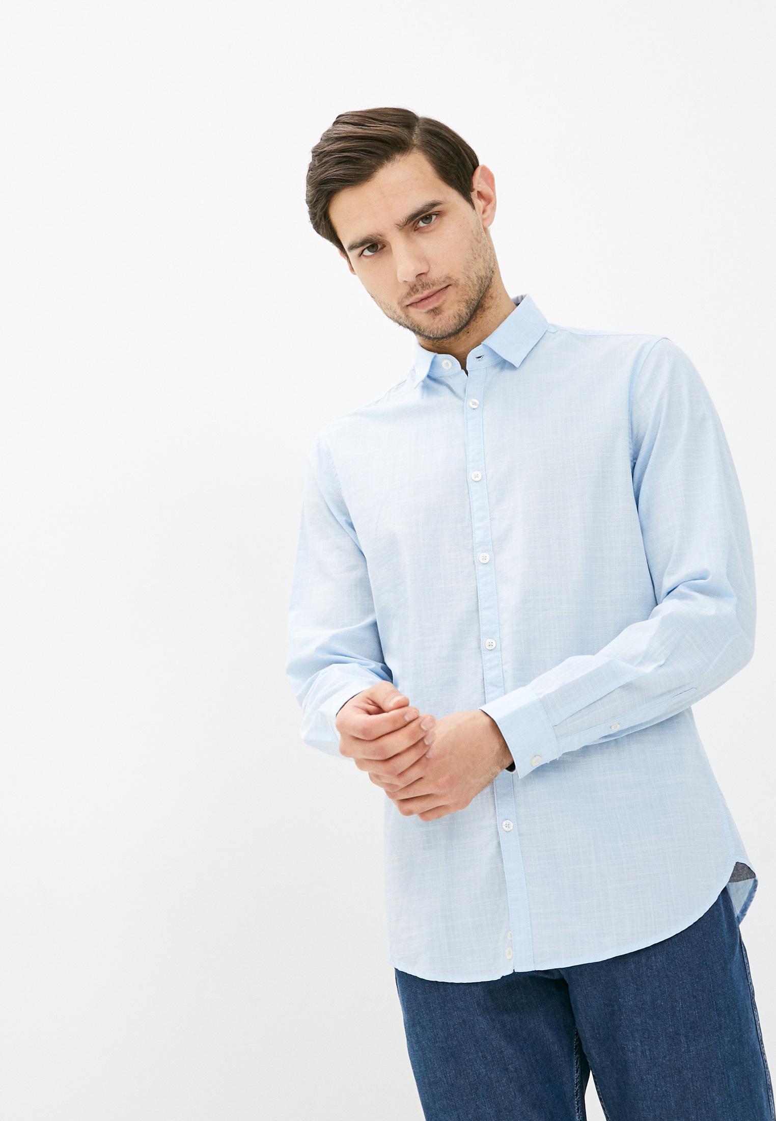 Рубашка с длинным рукавом United Colors of Benetton (Юнайтед Колорс оф Бенеттон) 5LVC5QMB8