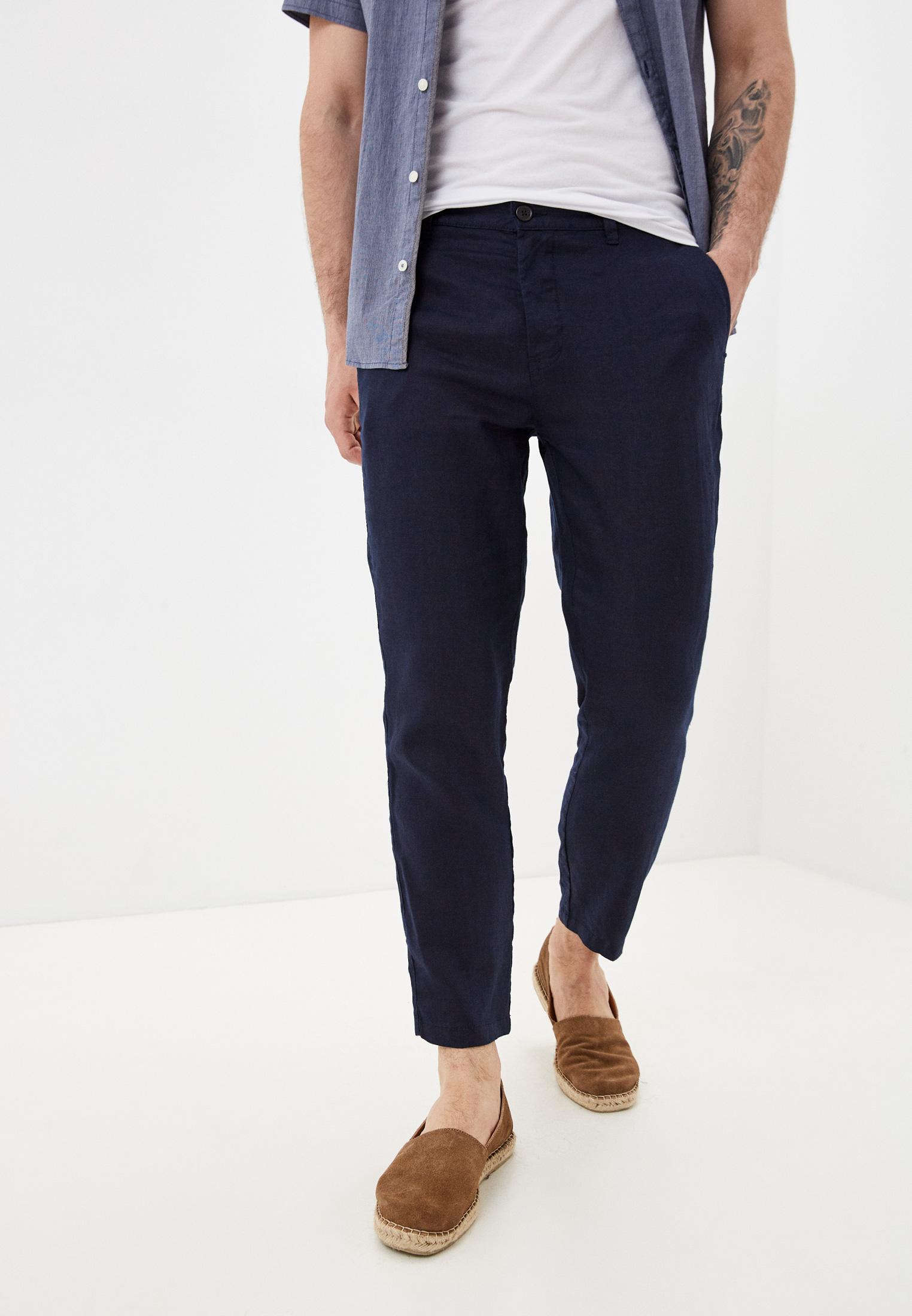Мужские повседневные брюки United Colors of Benetton (Юнайтед Колорс оф Бенеттон) 4AGH55JU8