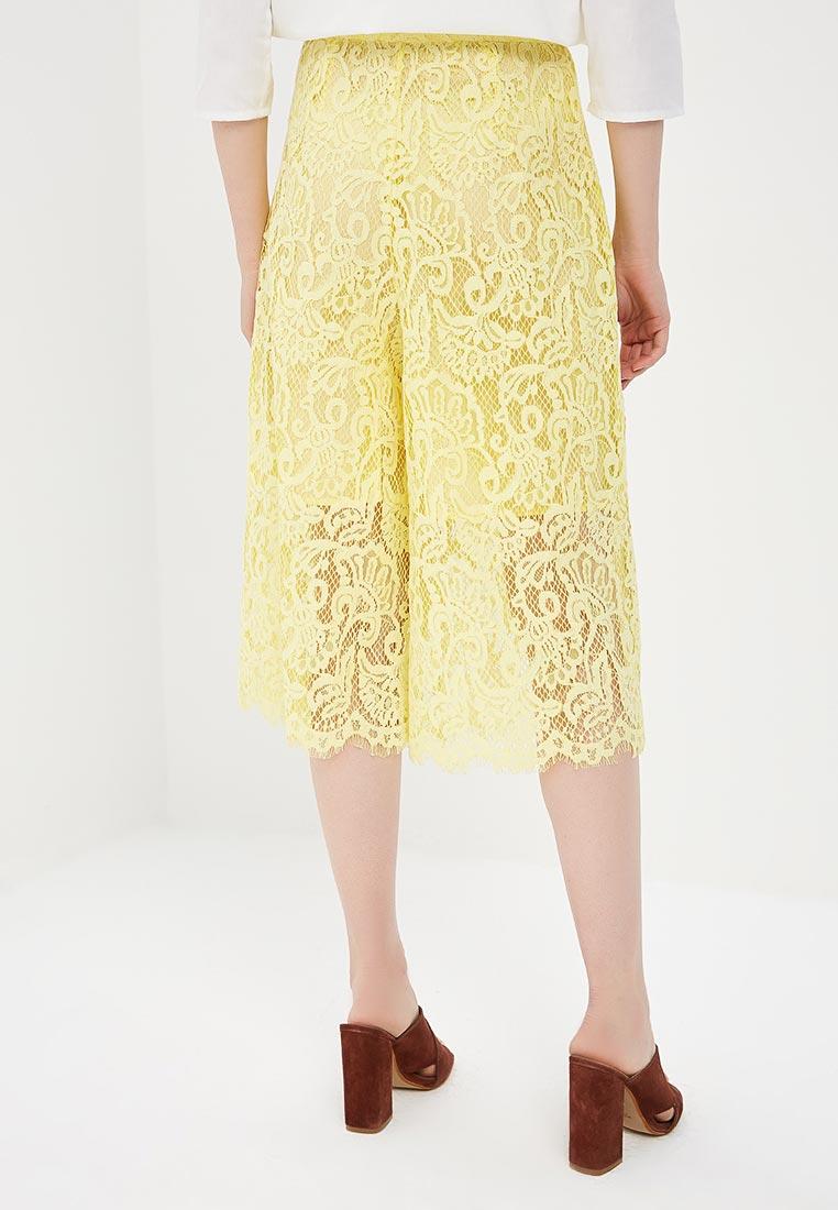 Женские широкие и расклешенные брюки United Colors of Benetton (Юнайтед Колорс оф Бенеттон) 4YT4556Y5: изображение 3