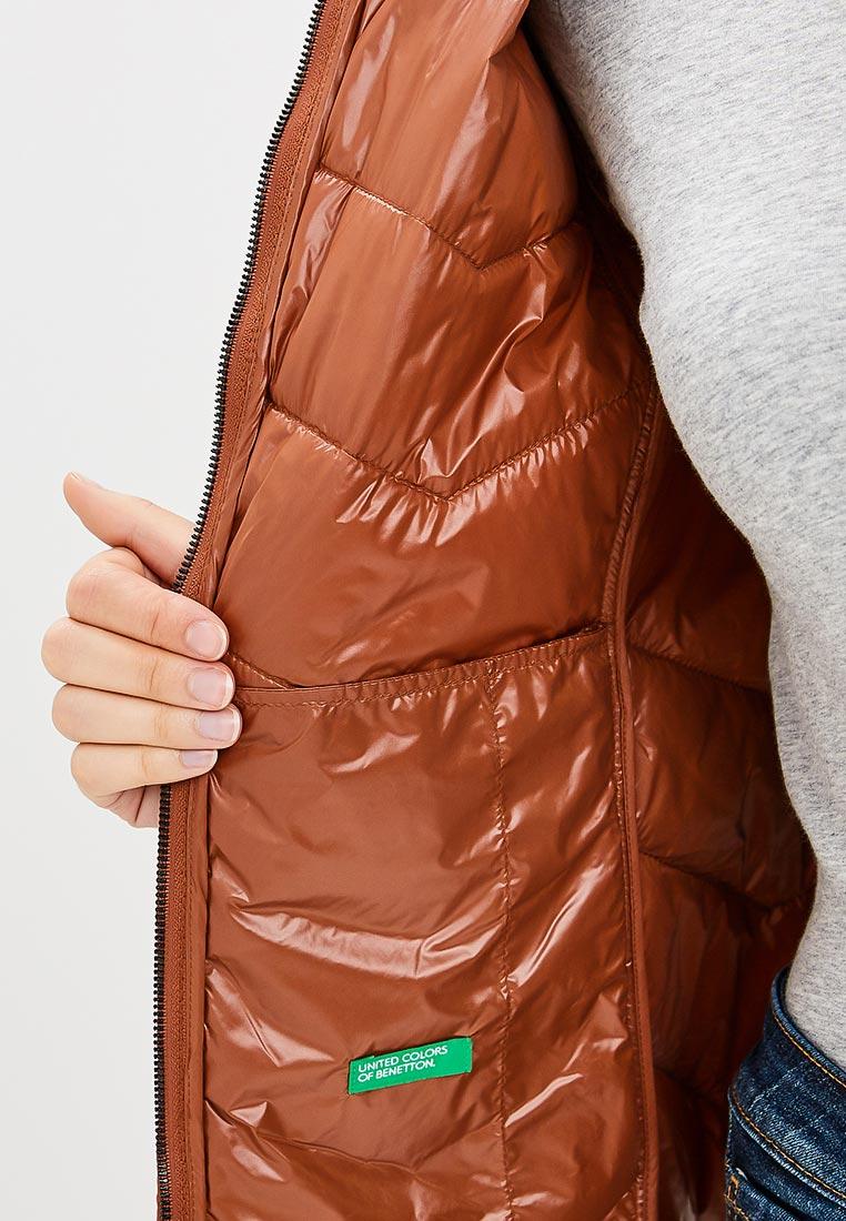 Утепленная куртка United Colors of Benetton (Юнайтед Колорс оф Бенеттон) 2BA2534E5: изображение 11