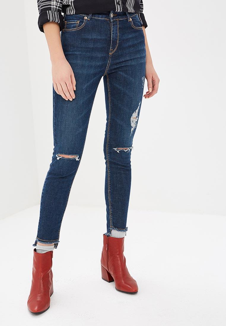 Зауженные джинсы United Colors of Benetton (Юнайтед Колорс оф Бенеттон) 4WP0573R3