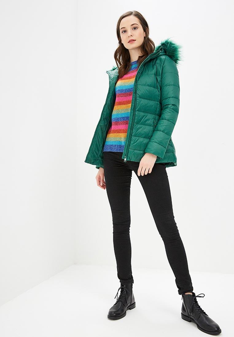 bc03323bbf93 Утепленная куртка женская United Colors of Benetton (Юнайтед Колорс ...