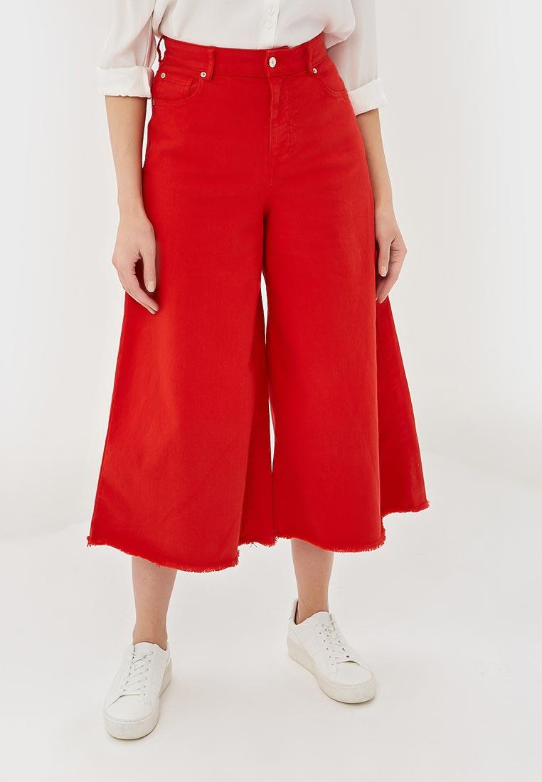 Женские широкие и расклешенные брюки United Colors of Benetton (Юнайтед Колорс оф Бенеттон) 4WP157454