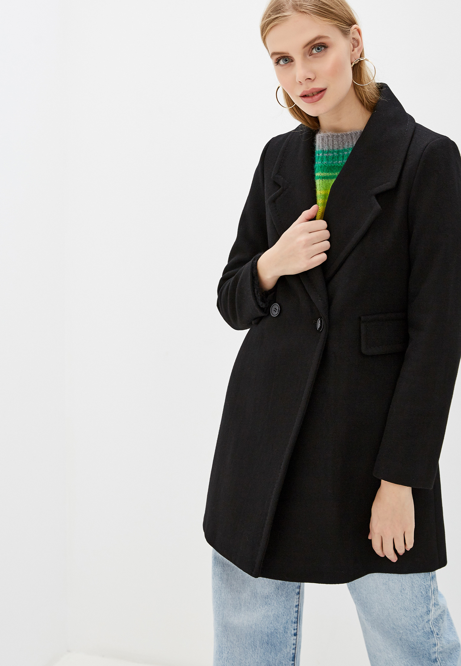 Женские пальто United Colors of Benetton (Юнайтед Колорс оф Бенеттон) 2DK65K2N5