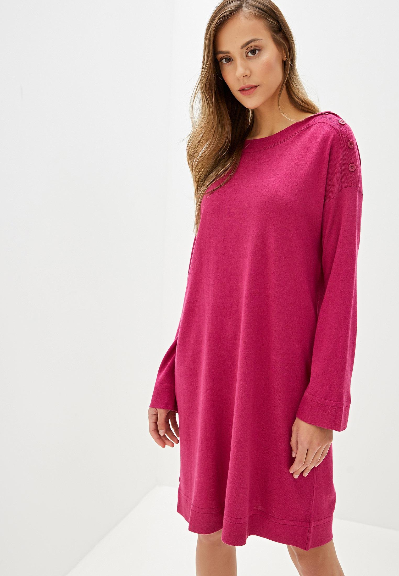 Вязаное платье United Colors of Benetton (Юнайтед Колорс оф Бенеттон) 12GLV1J29
