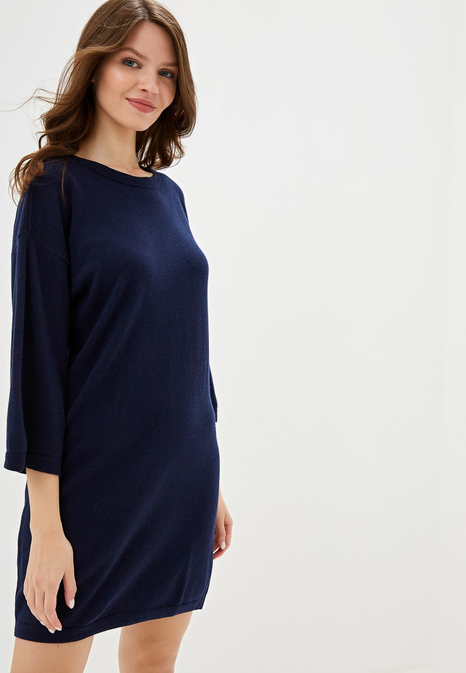 Вязаное платье United Colors of Benetton (Юнайтед Колорс оф Бенеттон) 1044V1J43