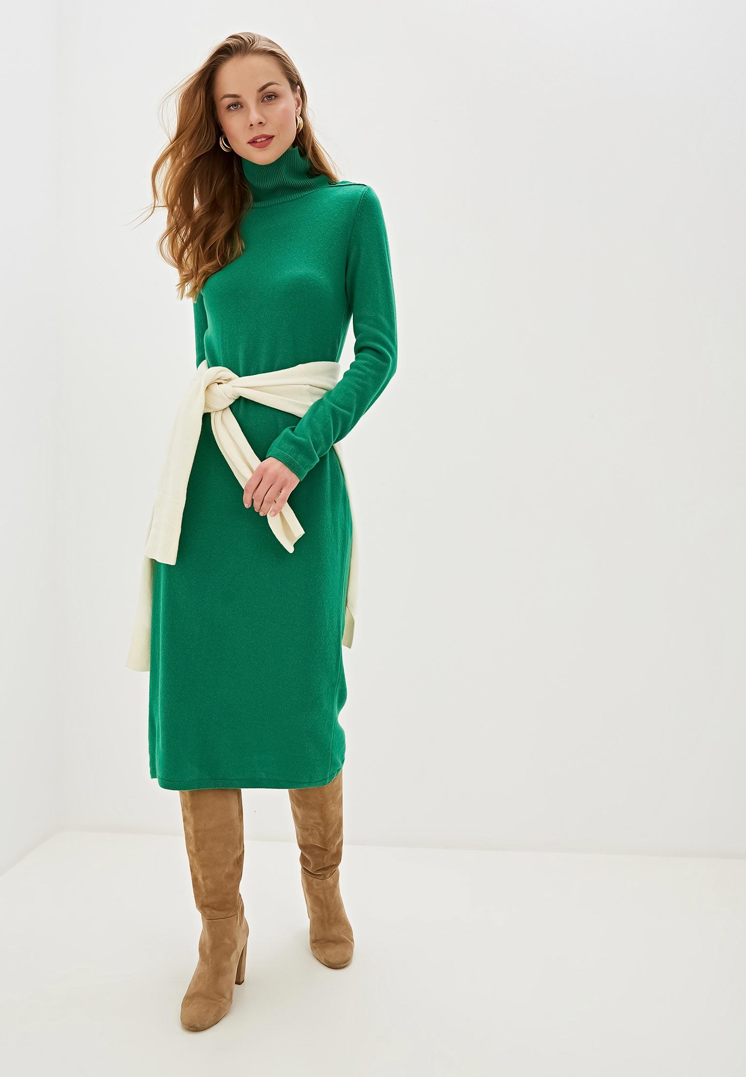 Вязаное платье United Colors of Benetton (Юнайтед Колорс оф Бенеттон) 1044V2417