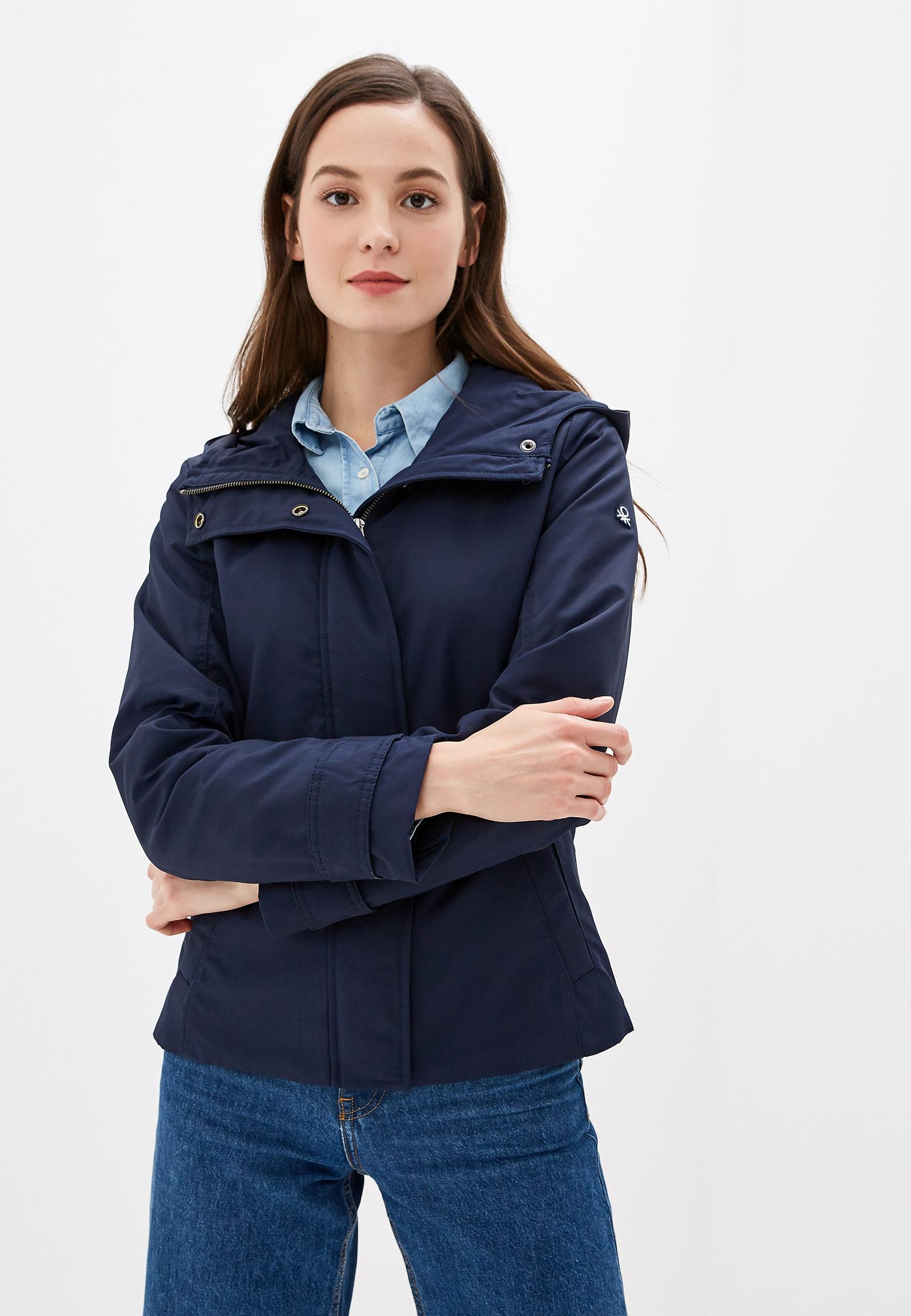 Утепленная куртка United Colors of Benetton (Юнайтед Колорс оф Бенеттон) 2BFS534Q4