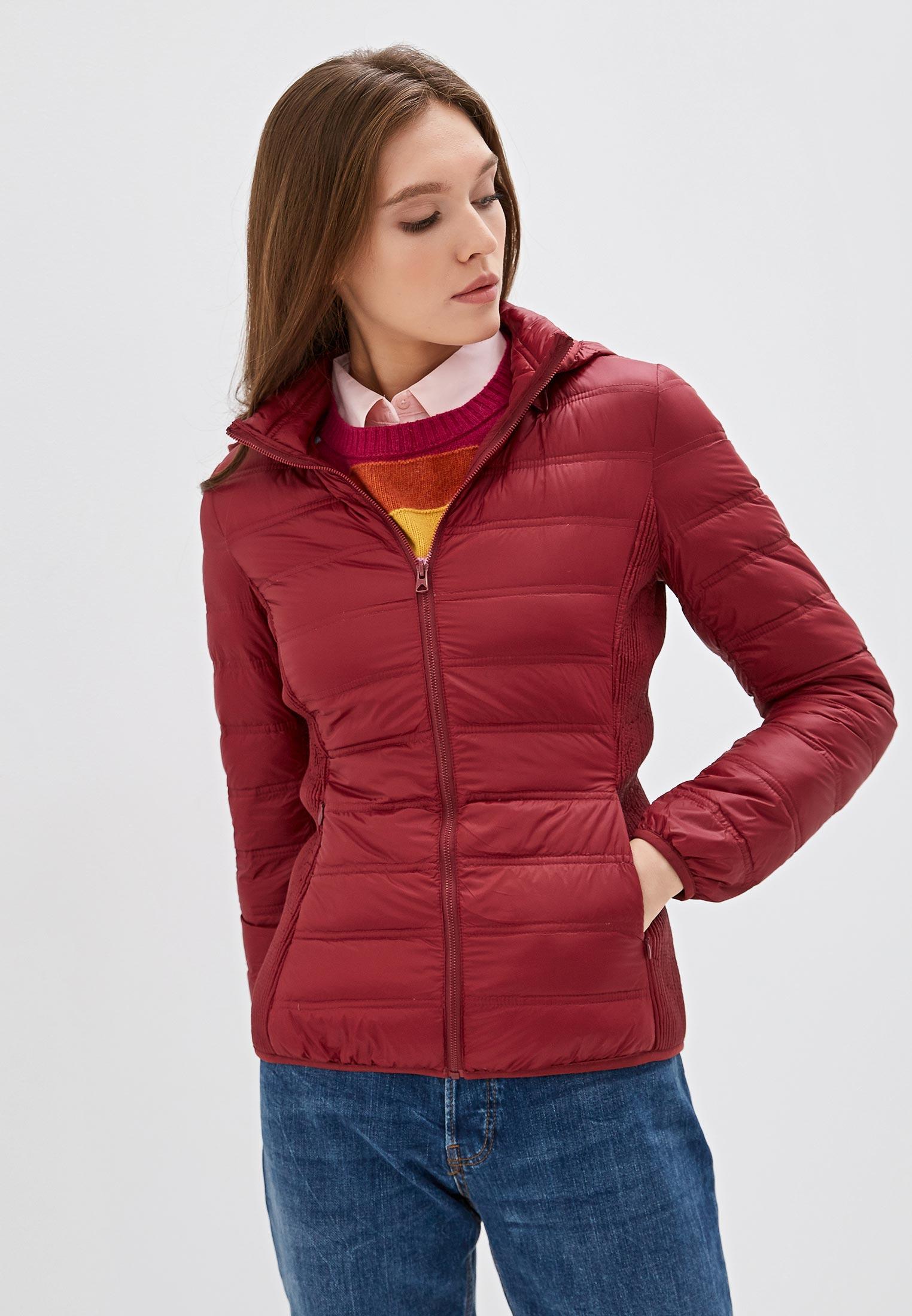 Утепленная куртка United Colors of Benetton (Юнайтед Колорс оф Бенеттон) 2BA2534N3