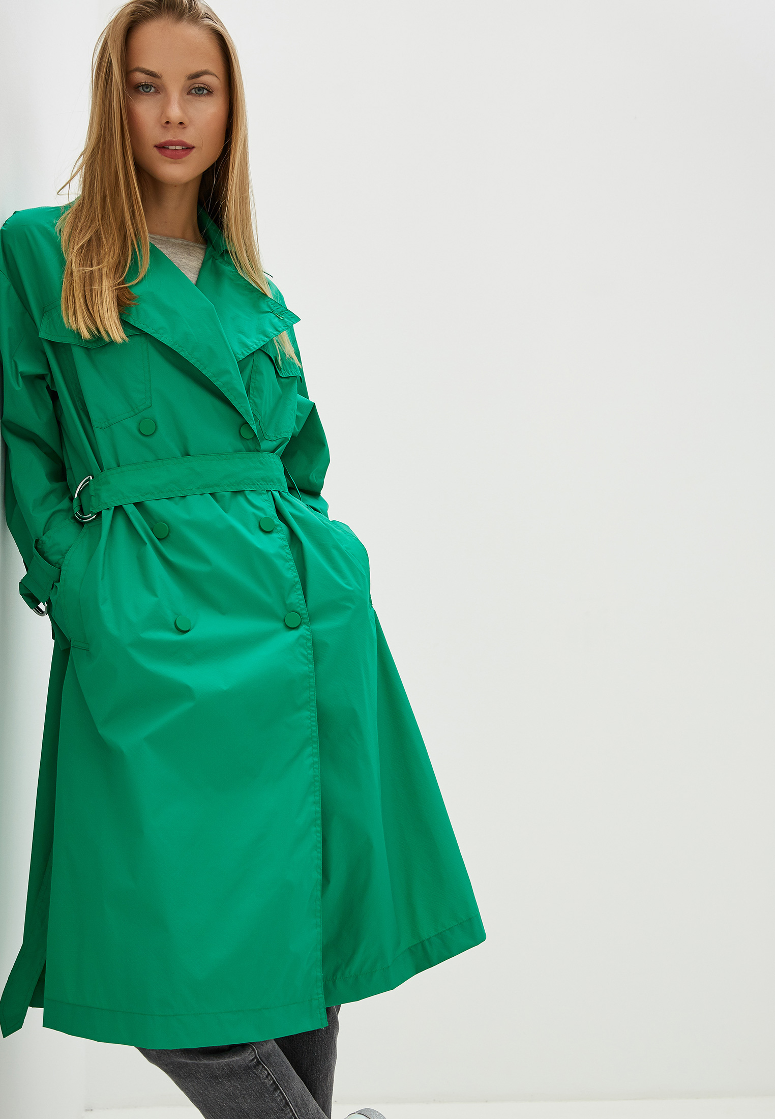 Плащ United Colors of Benetton (Юнайтед Колорс оф Бенеттон) 2HY85K2H4
