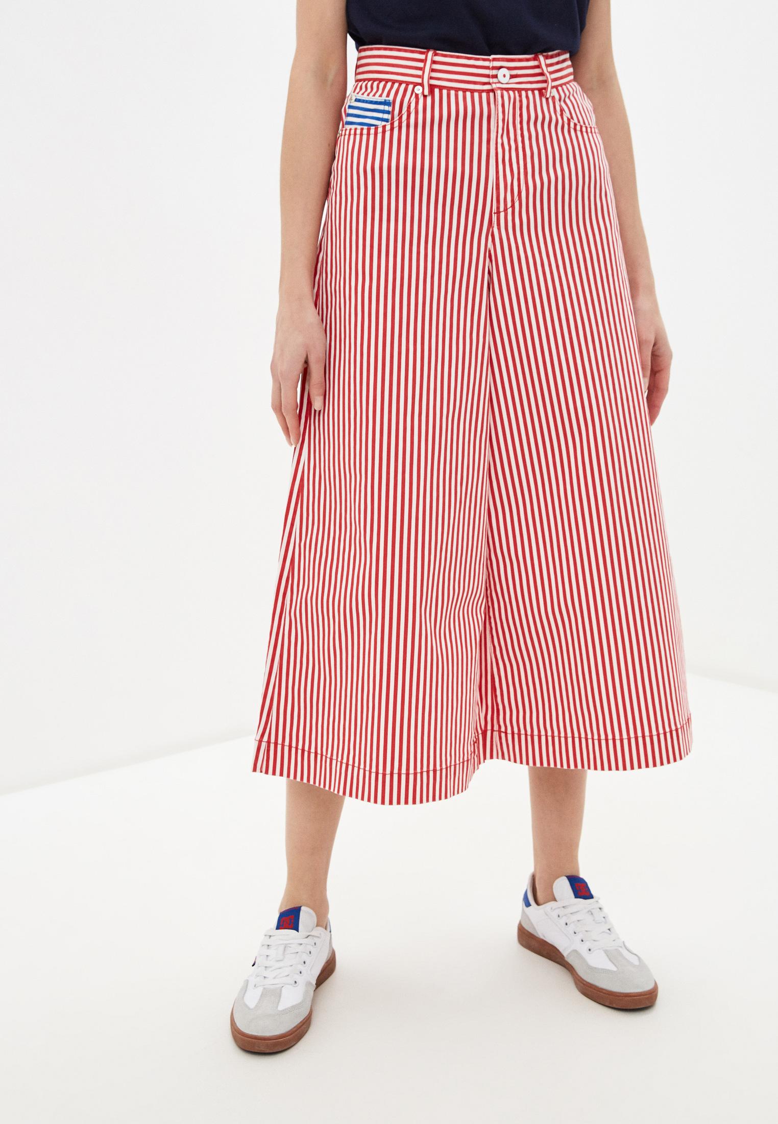 Женские широкие и расклешенные брюки United Colors of Benetton (Юнайтед Колорс оф Бенеттон) 4SB9574O5