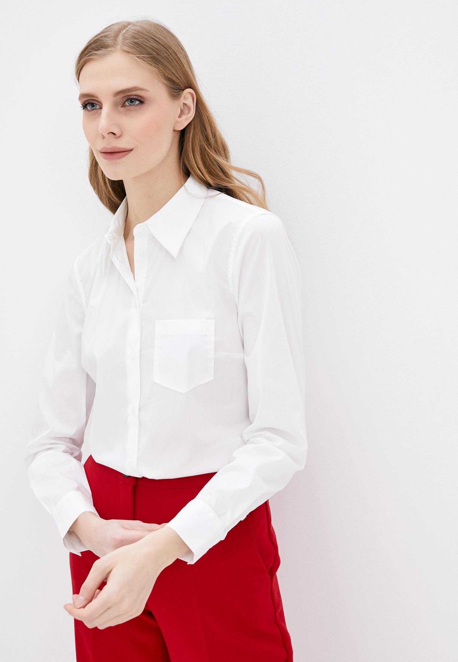 Женские рубашки с длинным рукавом United Colors of Benetton (Юнайтед Колорс оф Бенеттон) 5AWR5QB83