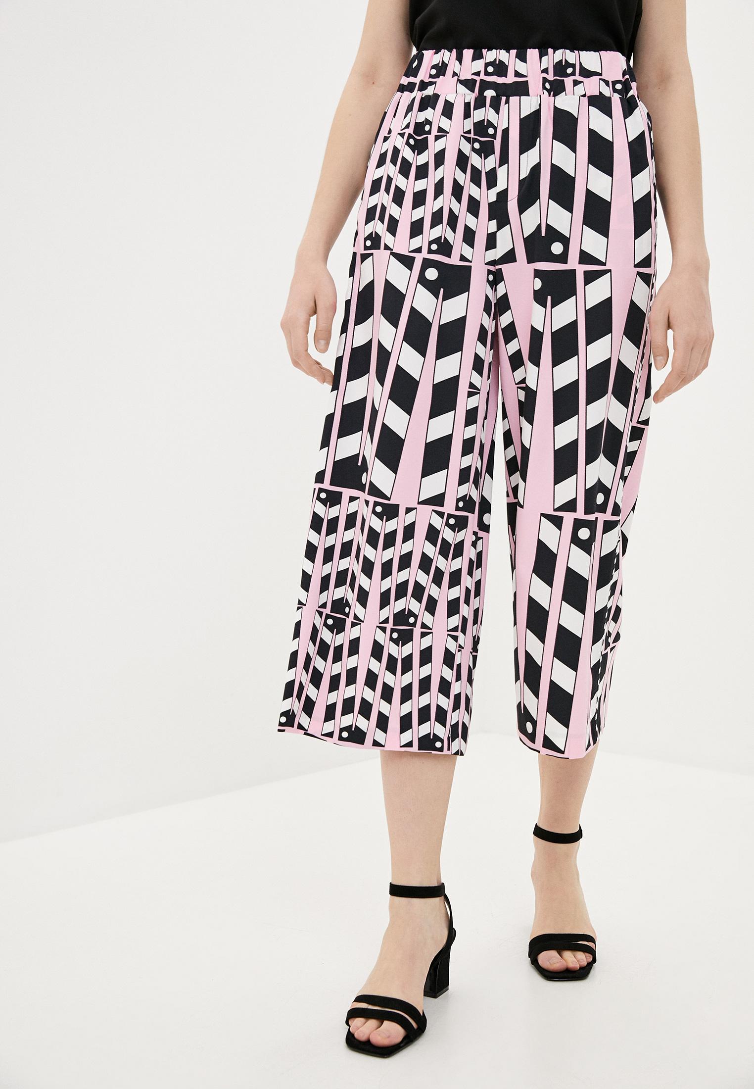 Женские широкие и расклешенные брюки United Colors of Benetton (Юнайтед Колорс оф Бенеттон) 4ABY559A5