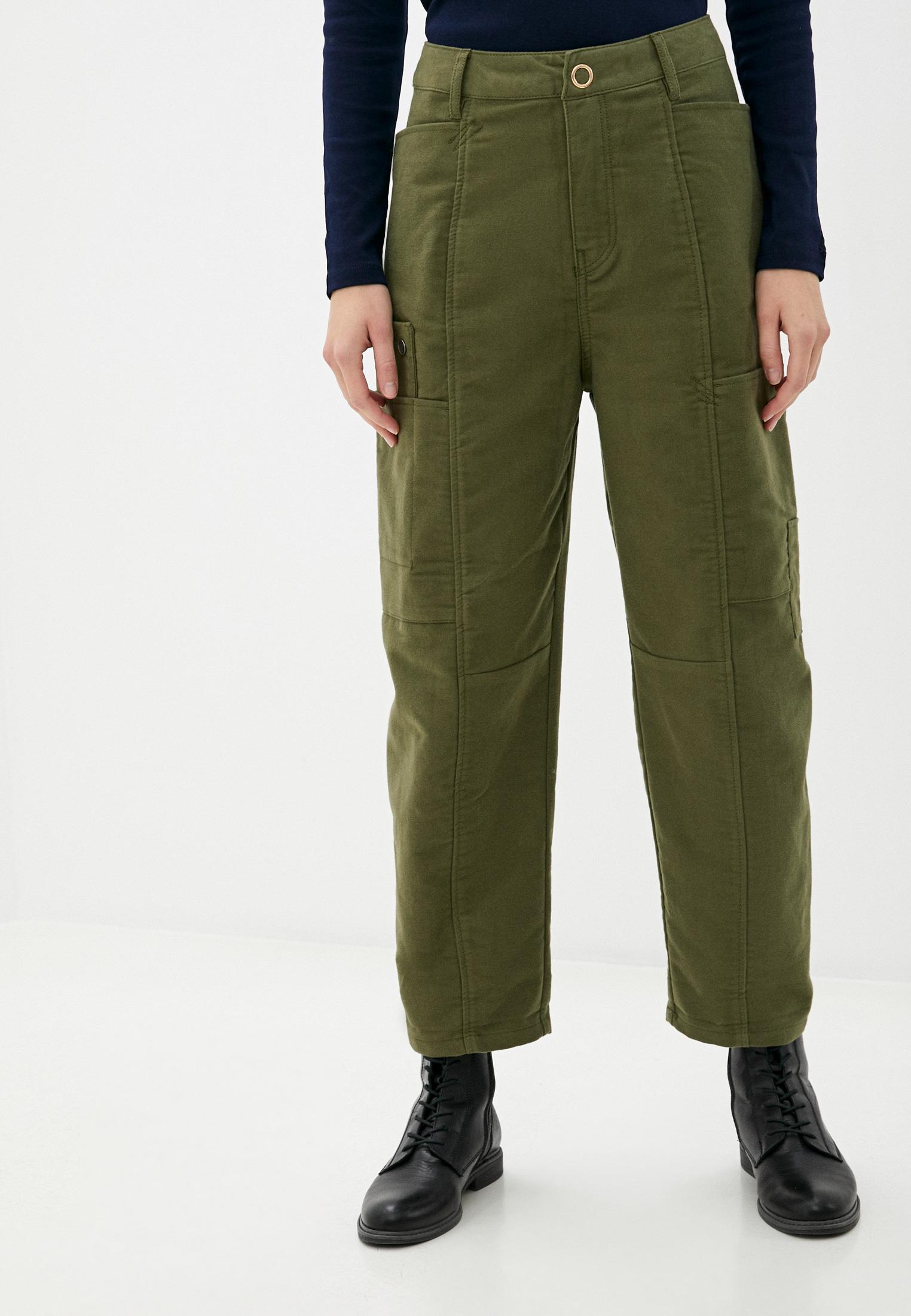 Женские широкие и расклешенные брюки United Colors of Benetton (Юнайтед Колорс оф Бенеттон) 4KN4559R5
