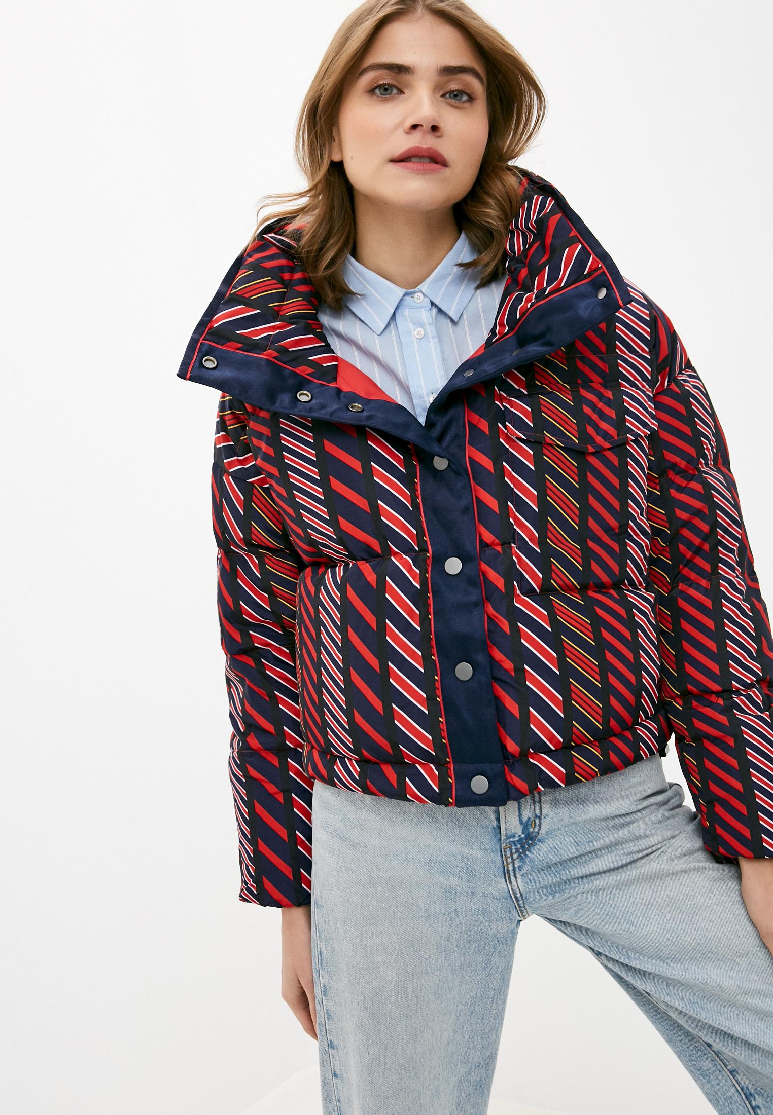 Утепленная куртка United Colors of Benetton (Юнайтед Колорс оф Бенеттон) 2AWW53644