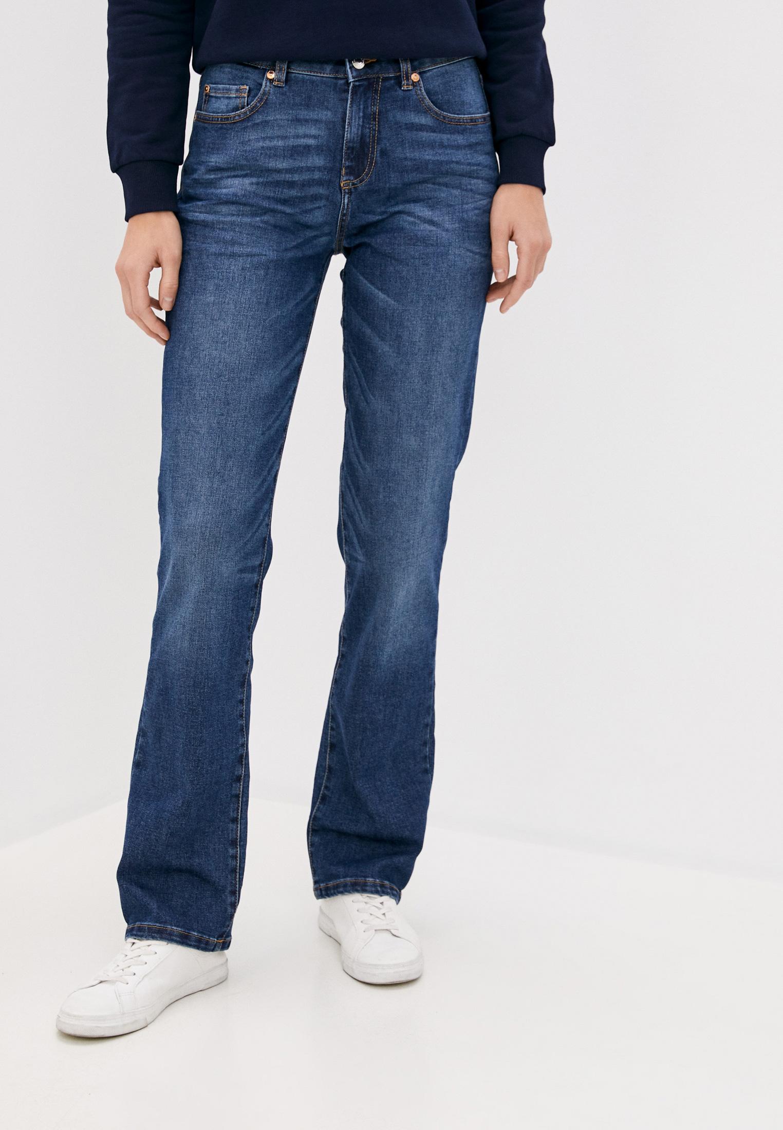 Прямые джинсы United Colors of Benetton (Юнайтед Колорс оф Бенеттон) 4DHH574W3