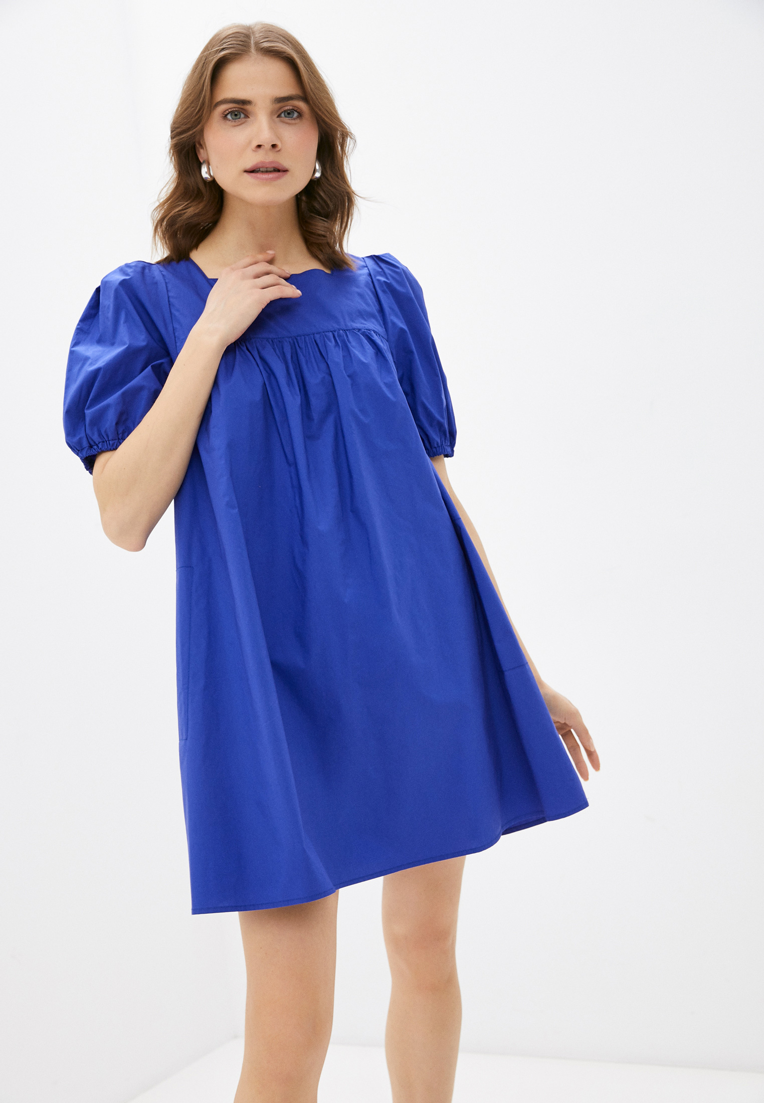 Платье United Colors of Benetton (Юнайтед Колорс оф Бенеттон) 4AY35VCO4