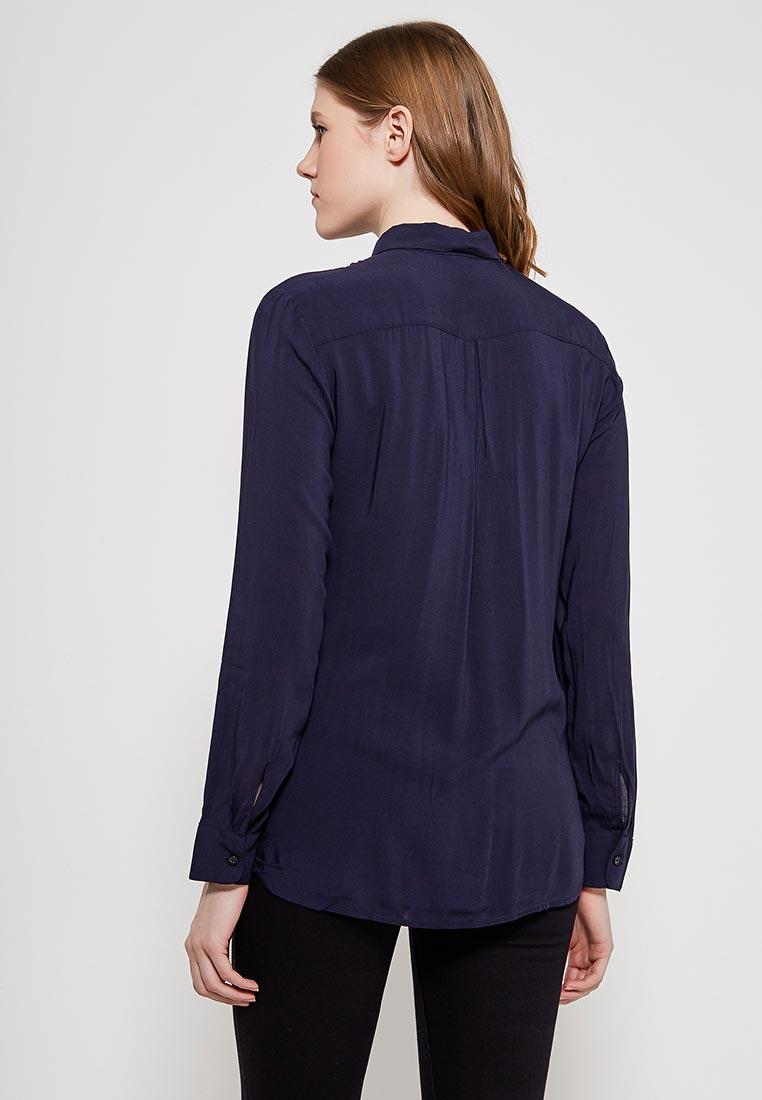 Женские рубашки с длинным рукавом United Colors of Benetton (Юнайтед Колорс оф Бенеттон) 5SF05Q7Z3: изображение 3