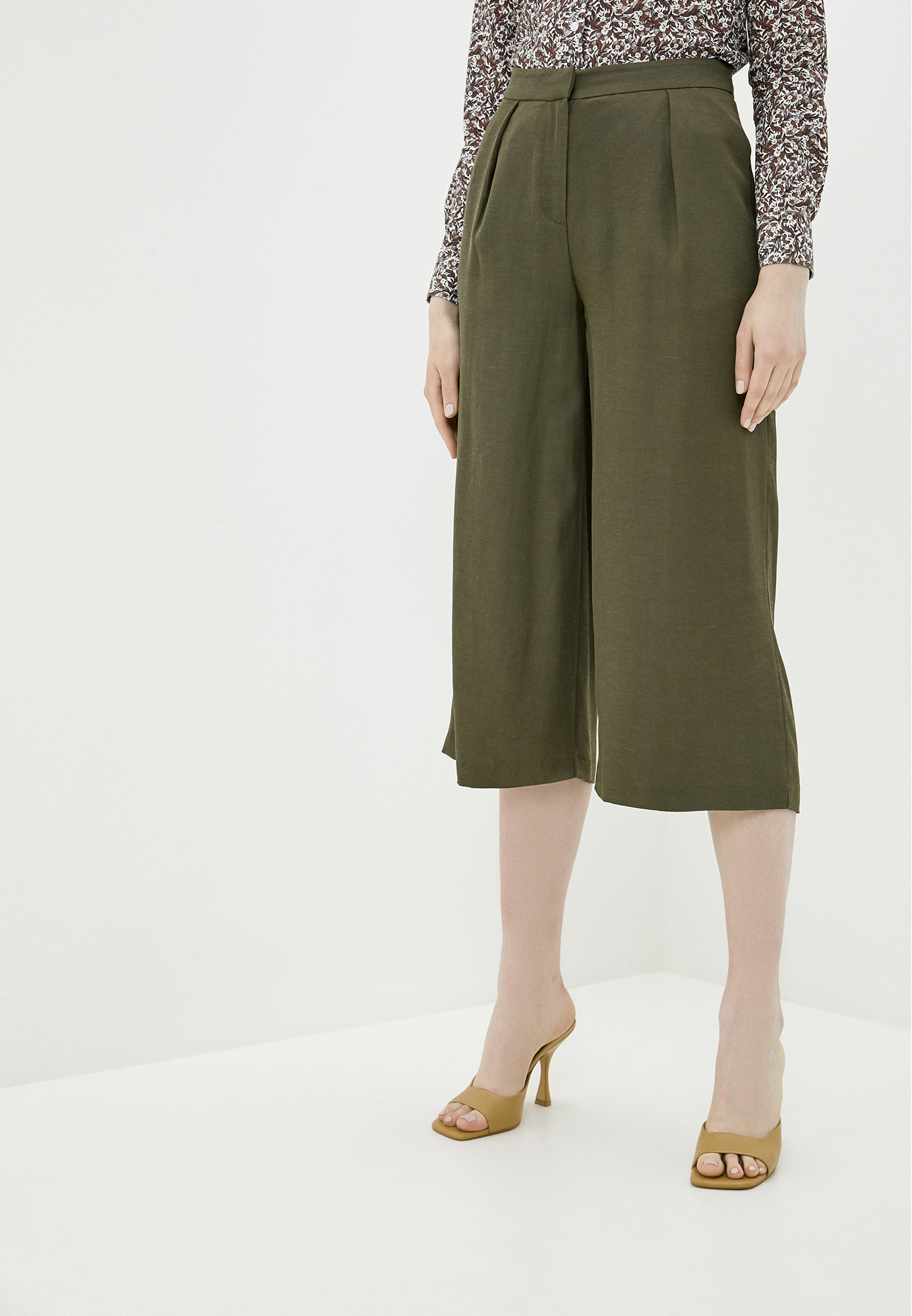 Женские широкие и расклешенные брюки UNQ 901338-10043