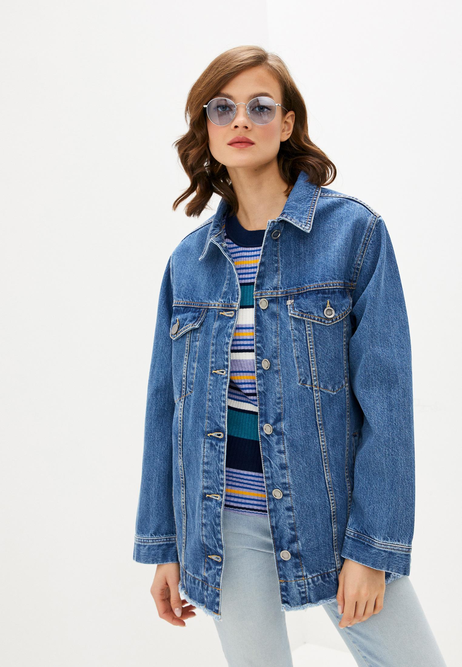 Джинсовая куртка UNQ 202111-10120