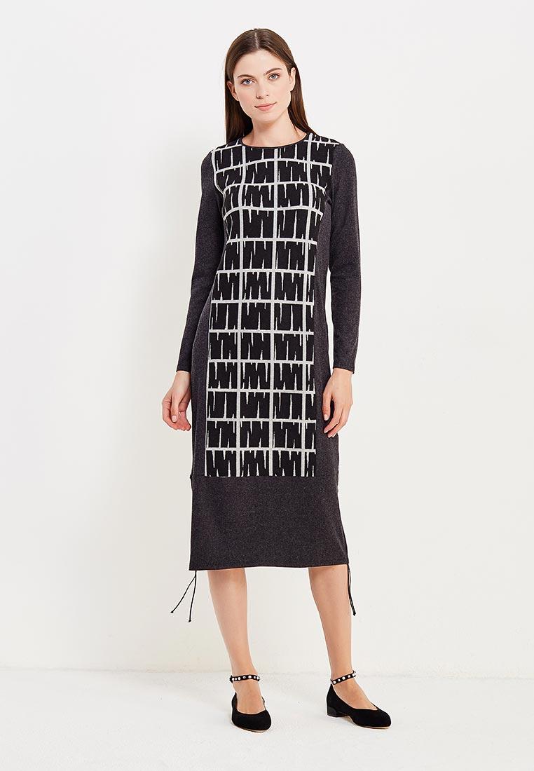 Повседневное платье VAY 3345
