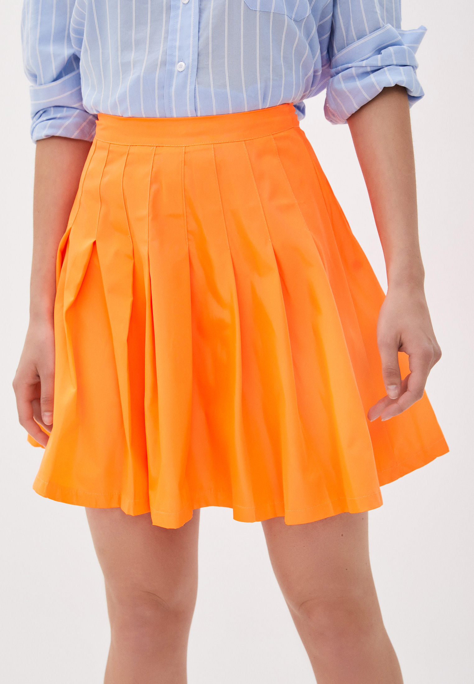 Широкая юбка Vagi A015