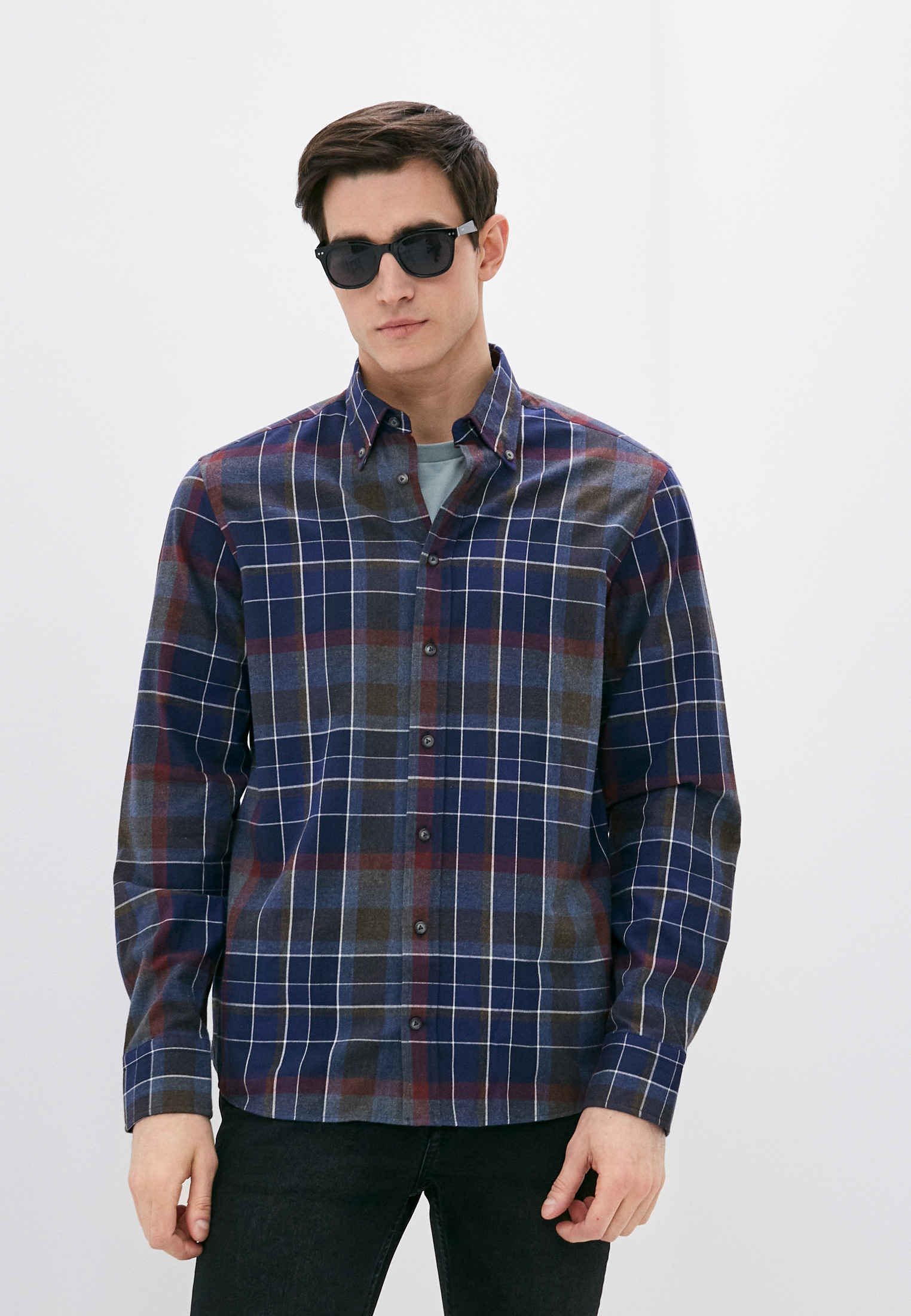 Рубашка с длинным рукавом Van Laack RALOS-TF10_156266_ST