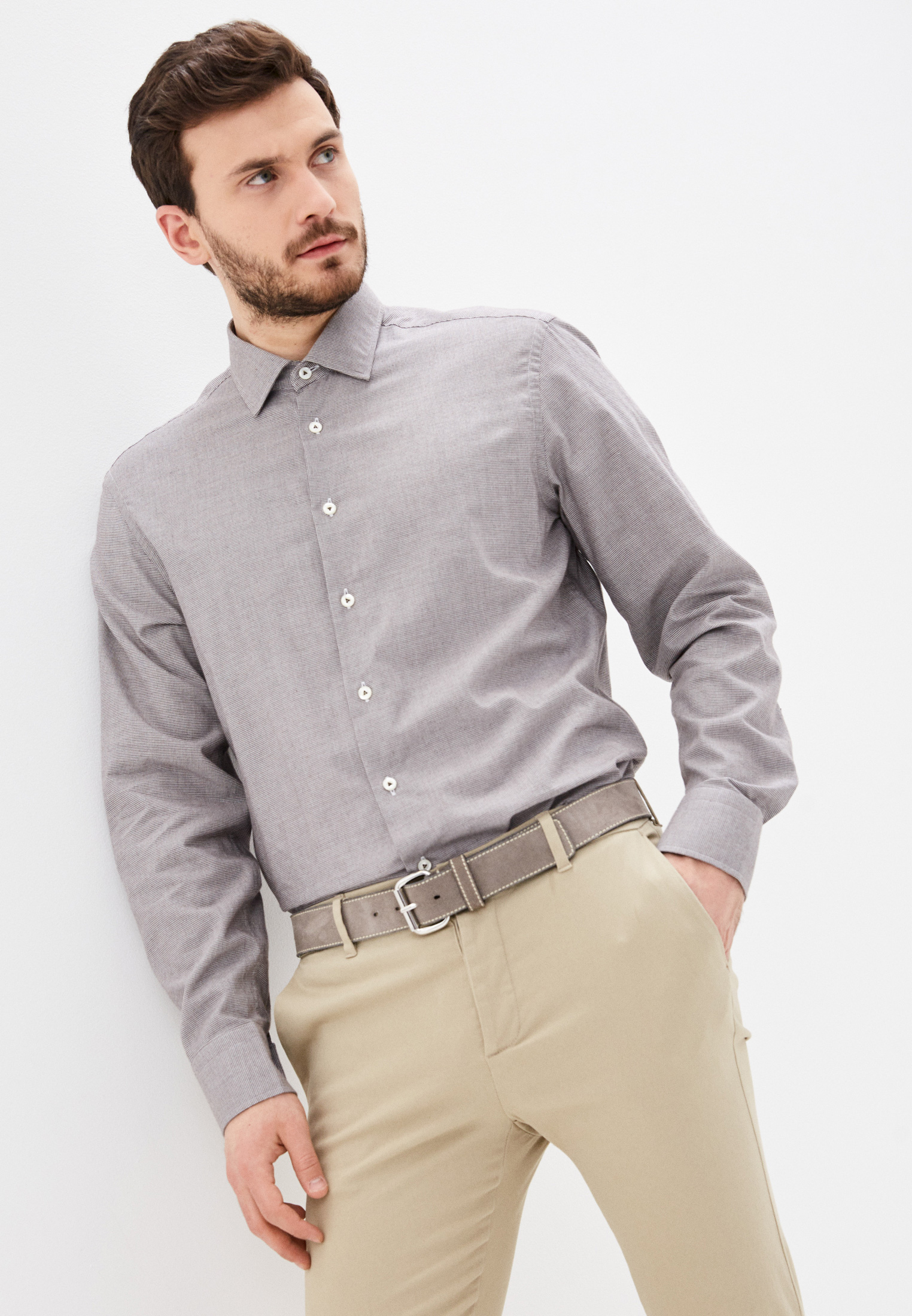 Рубашка с длинным рукавом VAN LAACK Рубашка Van Laack