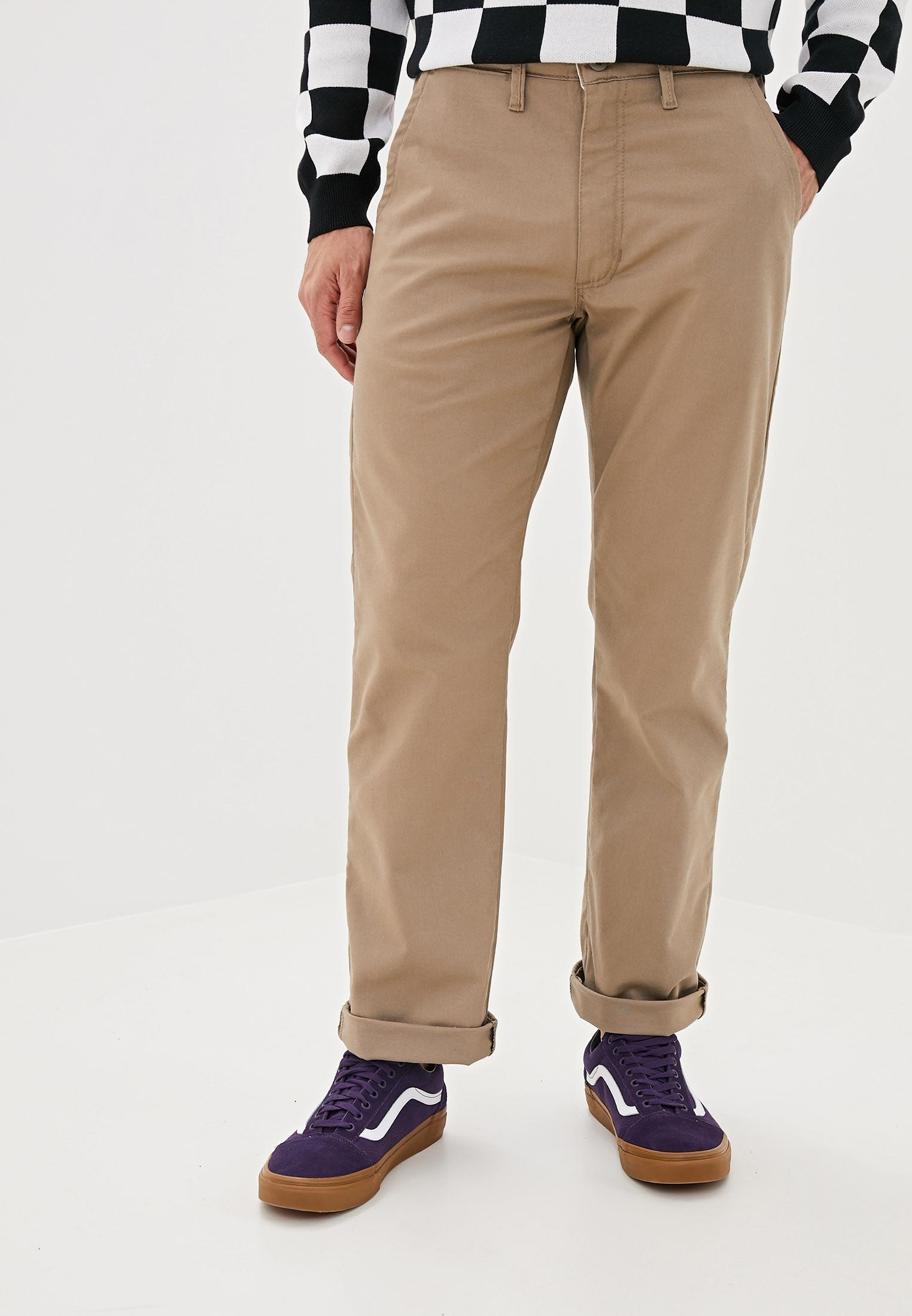 Мужские брюки VANS (ВАНС) VA31JLH3G