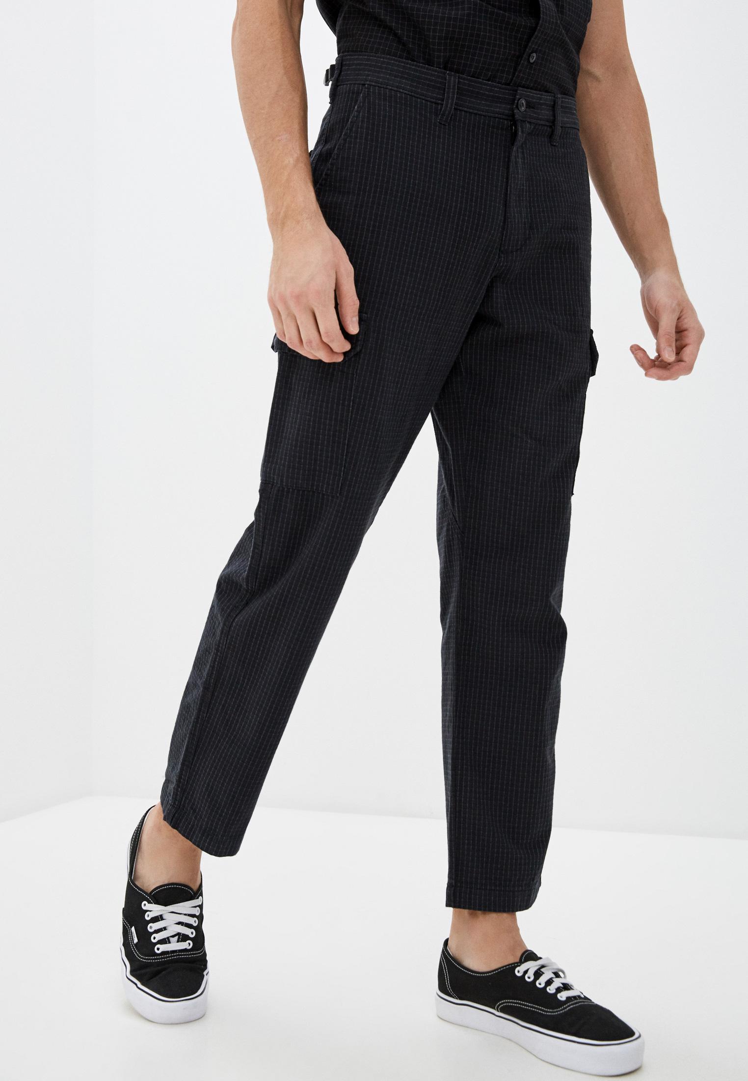 Мужские брюки VANS (ВАНС) VA49ROBLK