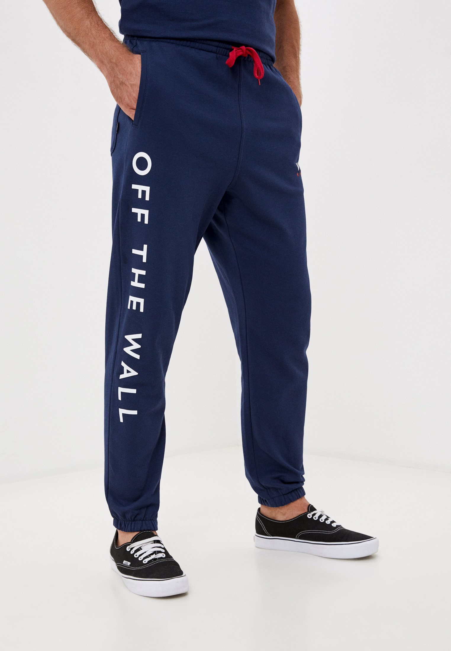 Мужские брюки VANS (ВАНС) VA4TSHLKZ