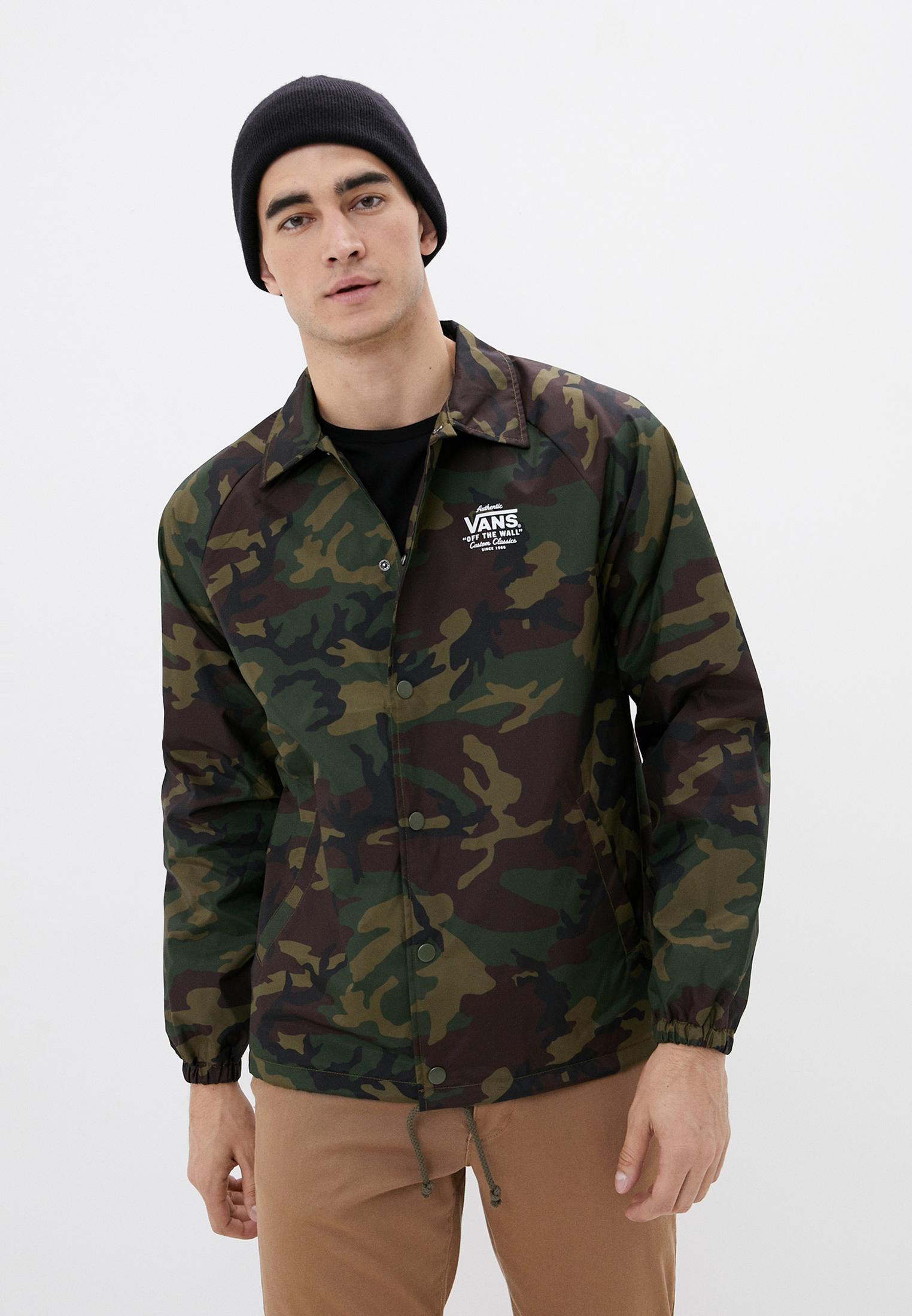Мужская верхняя одежда VANS (ВАНС) V2MUCMA