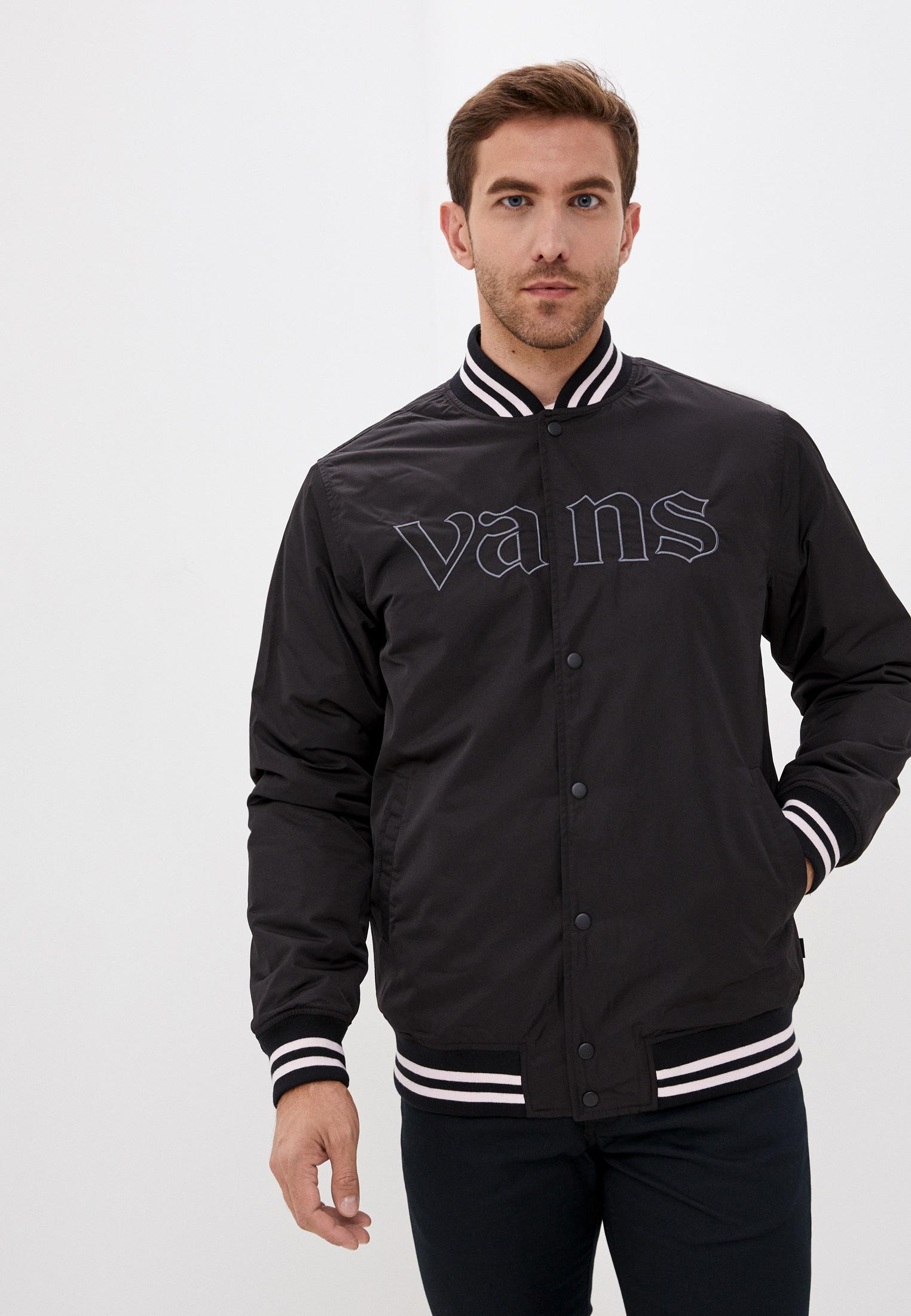 Мужская верхняя одежда VANS (ВАНС) VA4RQKBLK