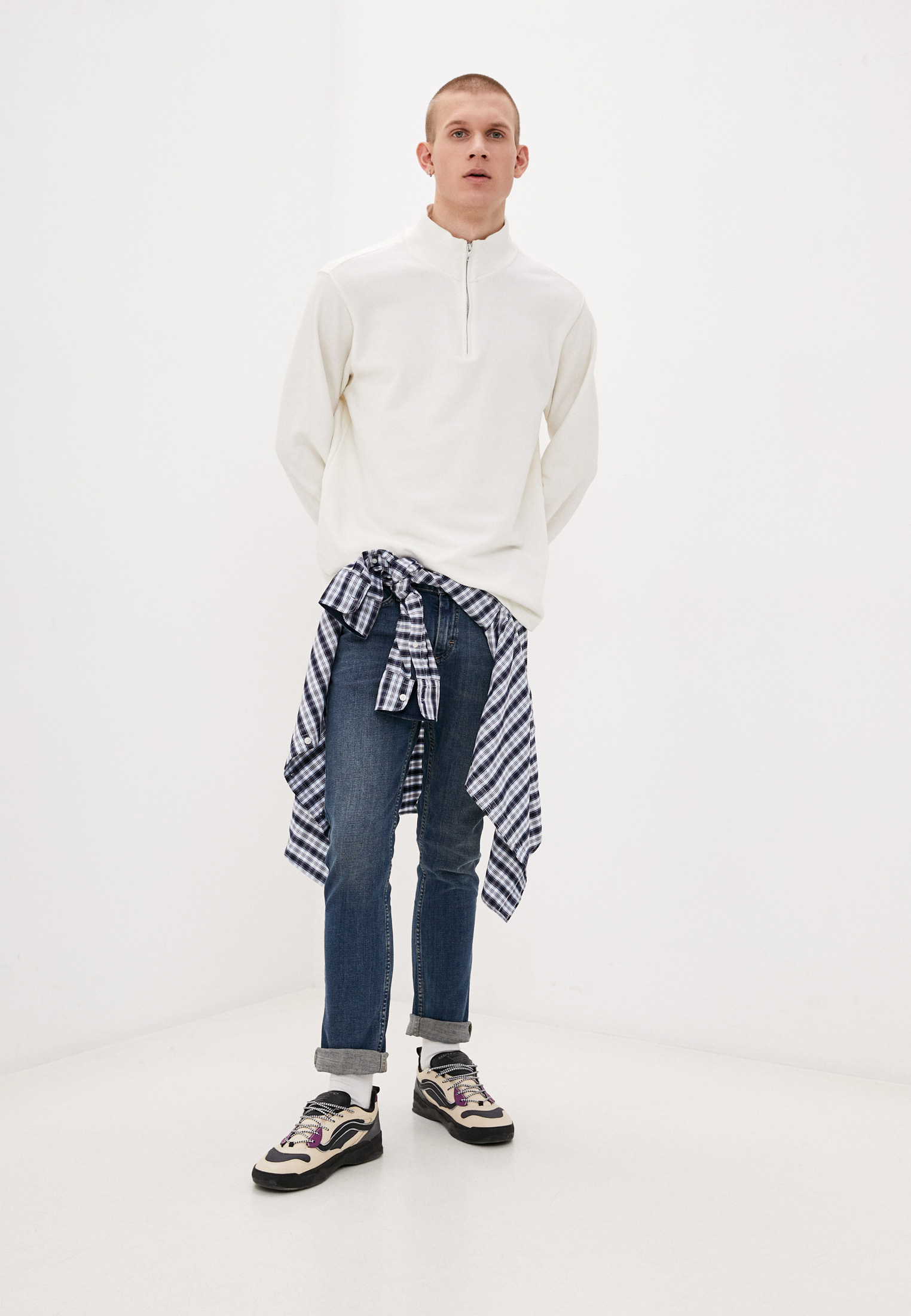 Мужские джинсы VANS VK4DFUH: изображение 2