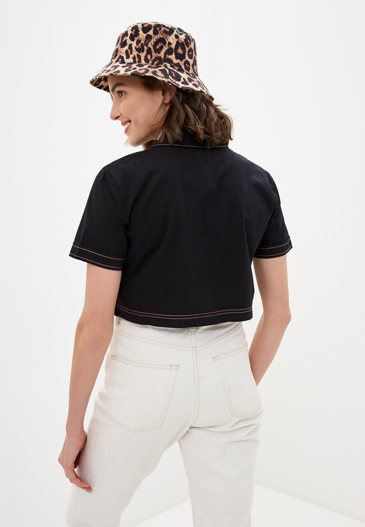 Рубашка с коротким рукавом VANS VA4MVGBLK: изображение 3