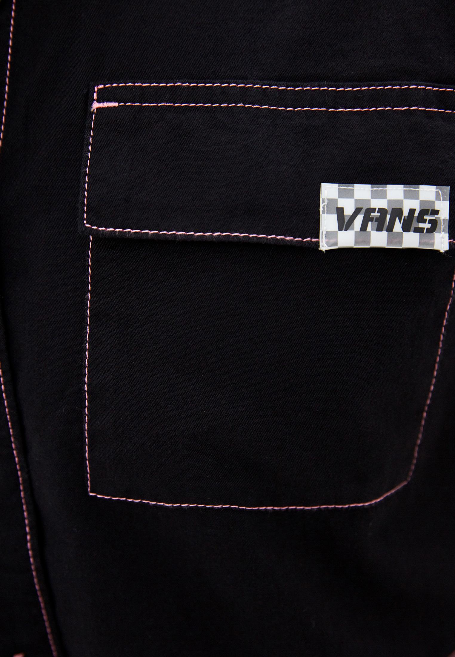 Рубашка с коротким рукавом VANS VA4MVGBLK: изображение 4