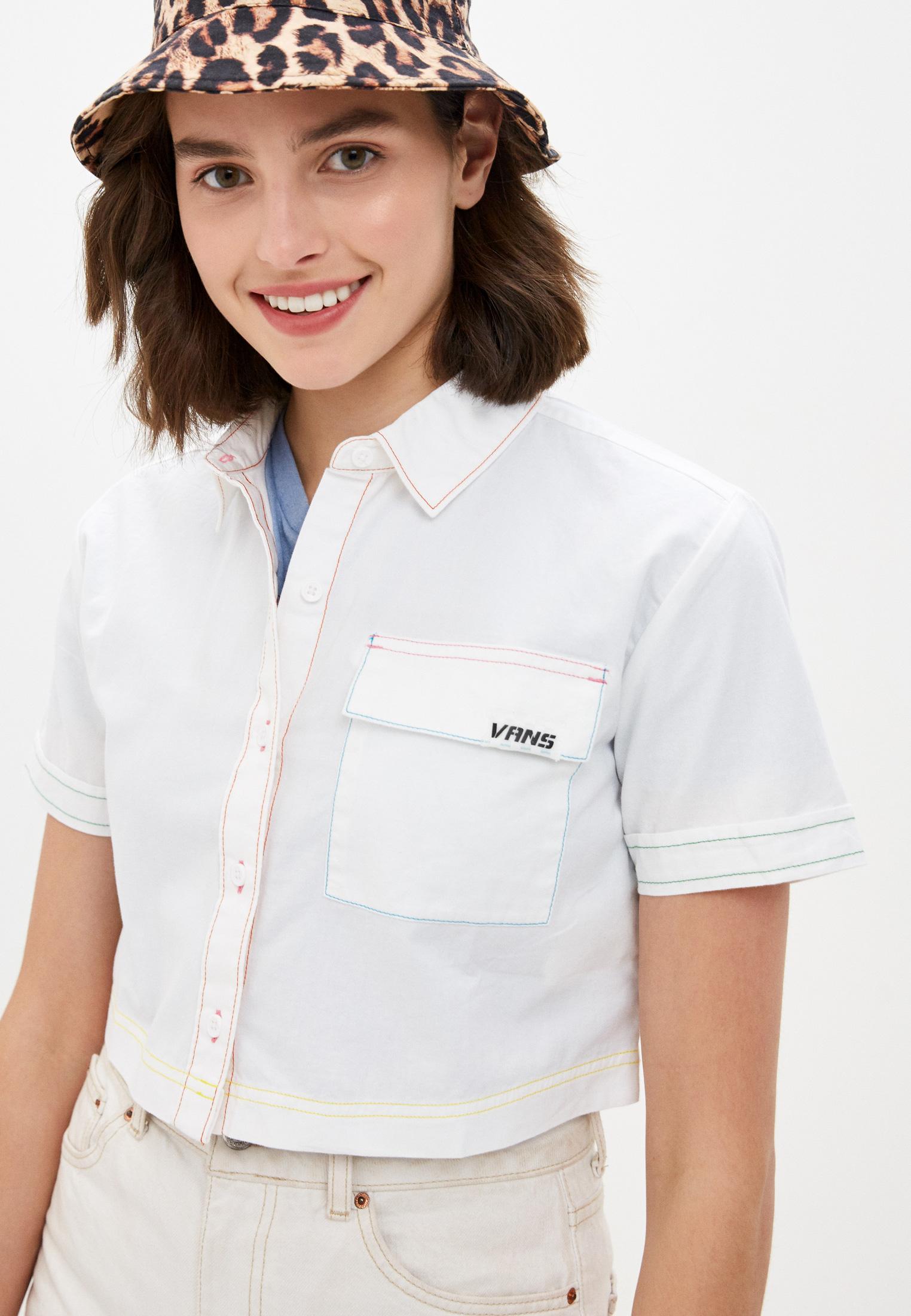 Рубашка с коротким рукавом VANS VA4MVGWHT