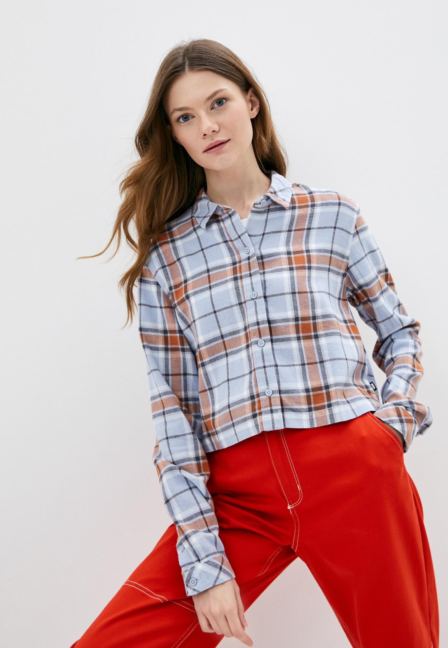 Женские рубашки с длинным рукавом VANS VA4CWVVBY