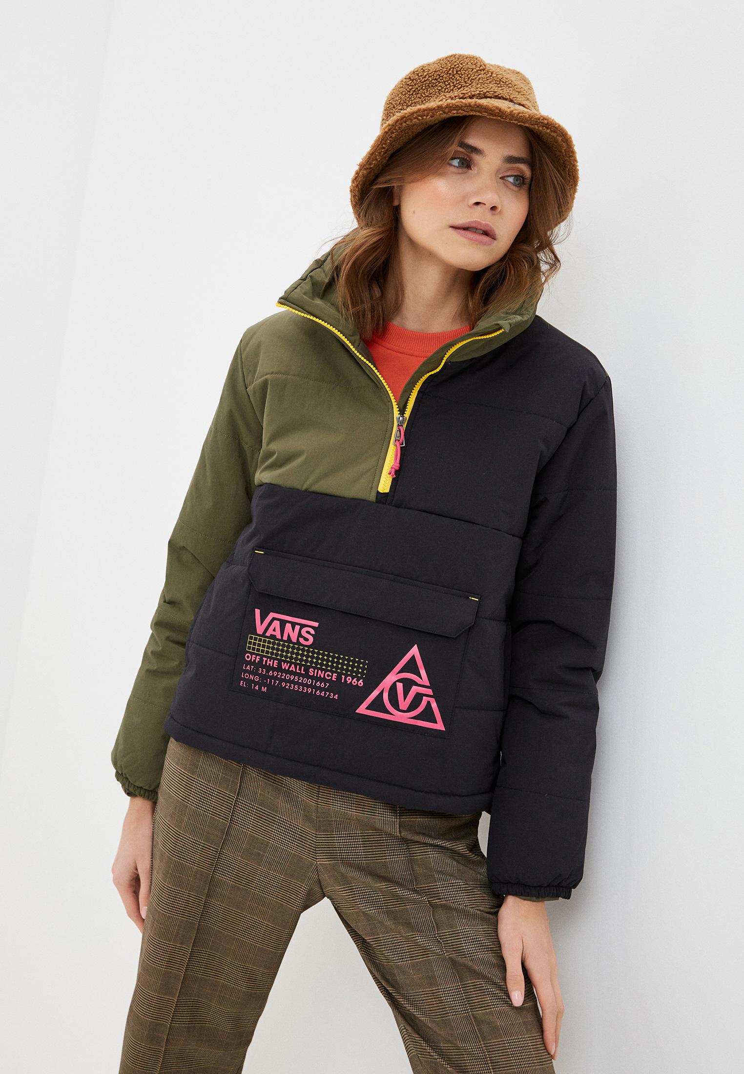 Женская верхняя одежда VANS (ВАНС) VA4SD8KCZ