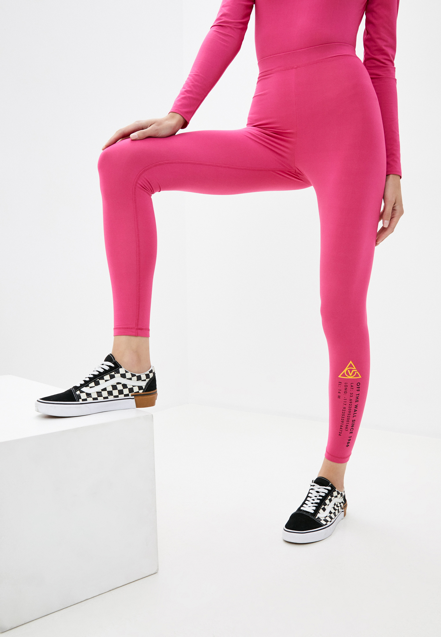 Женские брюки VANS (ВАНС) VA4SD5ZL0