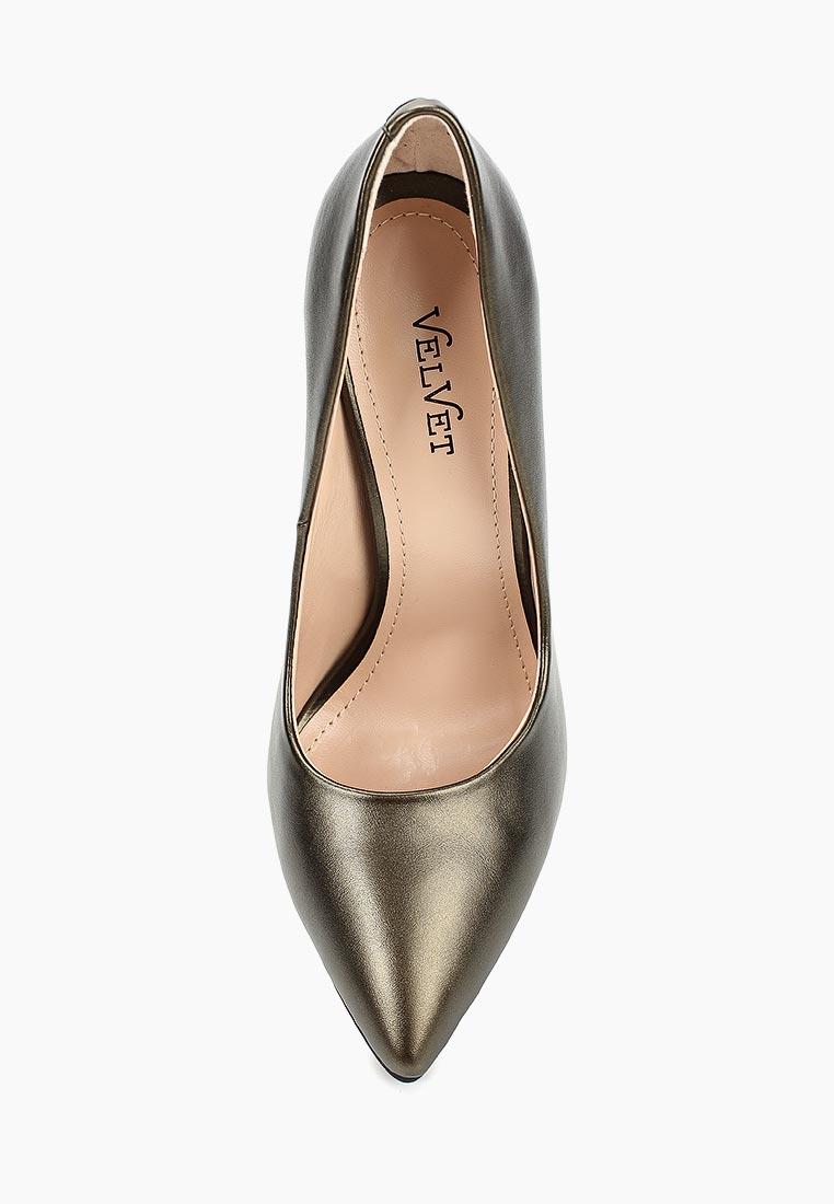 Женские туфли VelVet 144-40-IG-08-PP: изображение 4