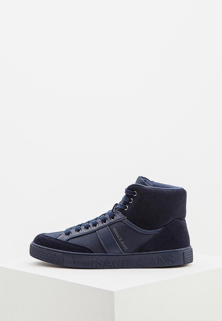 Мужские кеды Versace Jeans EE0GSBSF2E70745