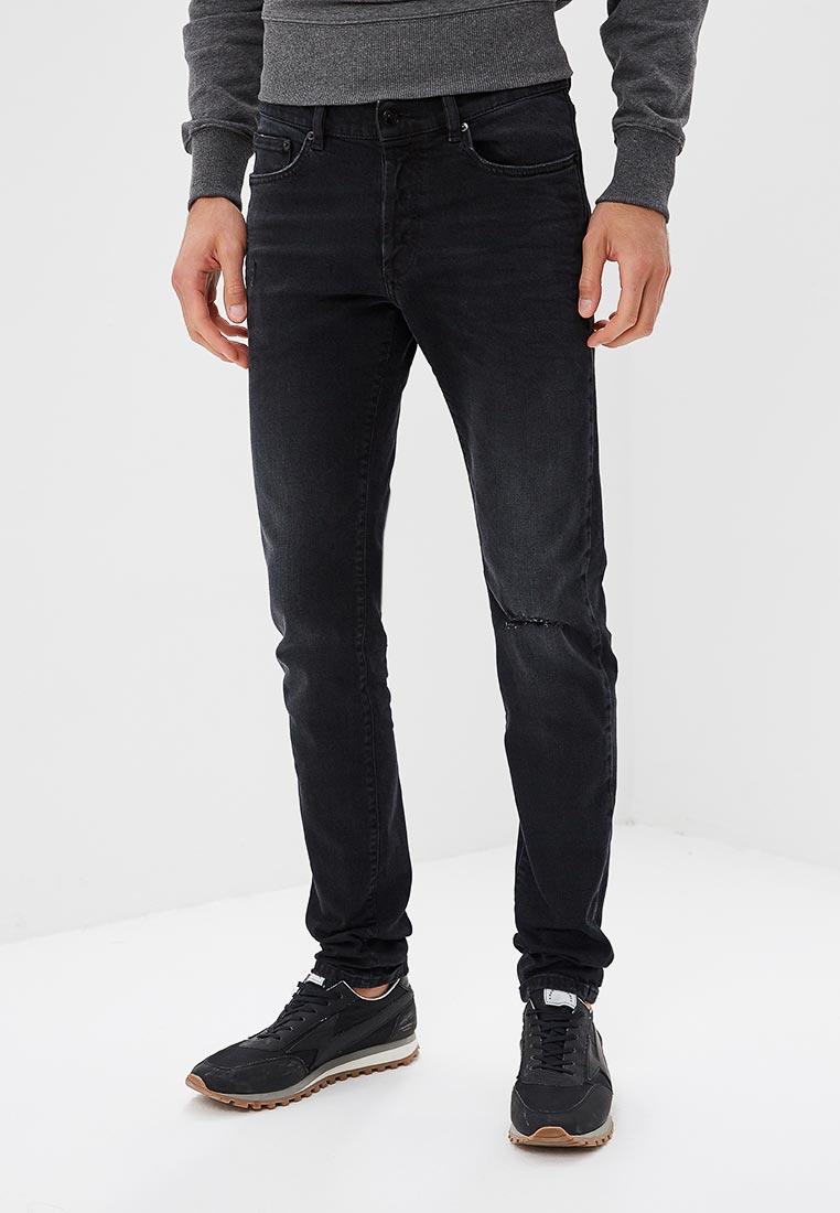Зауженные джинсы Versus Versace BU40499BT10773