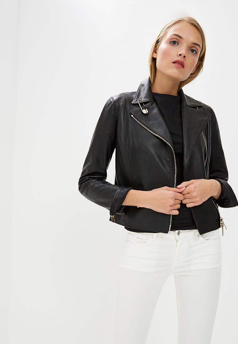 Кожаная куртка Versus Versace BD50462BP00155