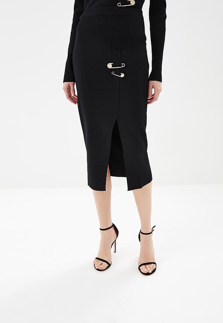Узкая юбка Versus Versace BD80665BK01035